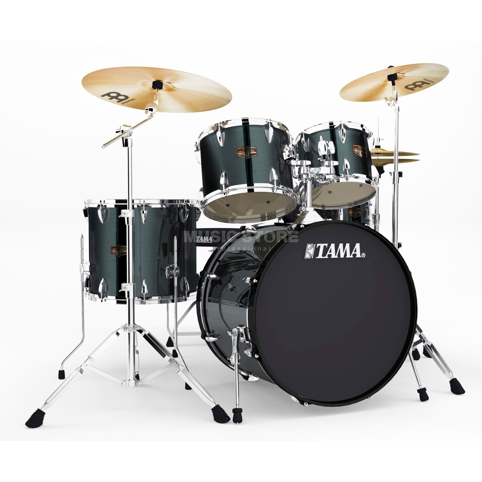 Tama Imperialstar IP52KH6, Hairline Black #HBK Produktbillede
