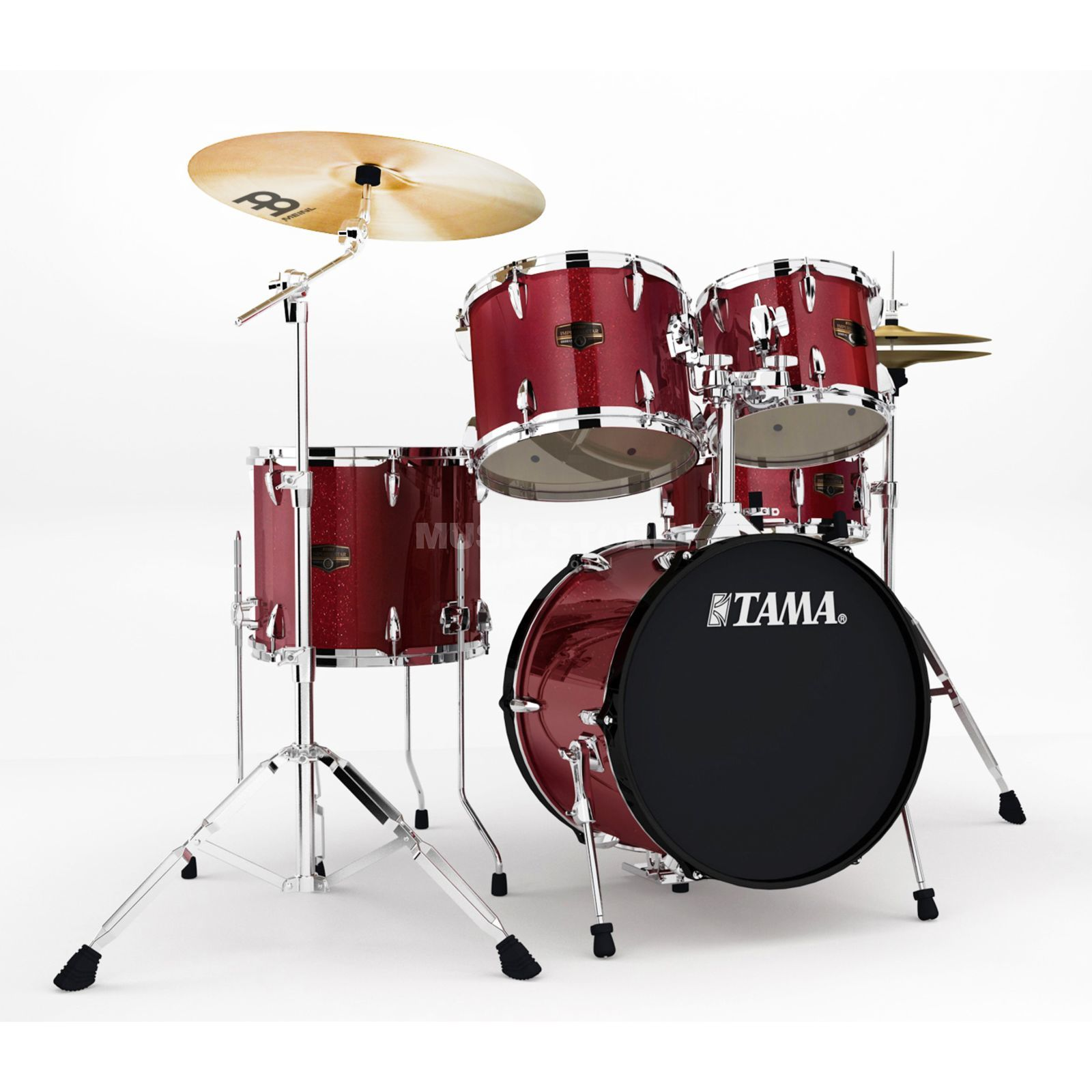 Tama Imperialstar IP58H4, Candy Apple Mist #CPM Produktbillede