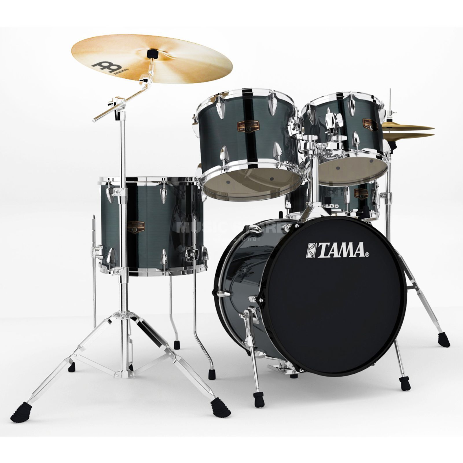 Tama Imperialstar IP58H4, Hairline Black #HBK Produktbillede