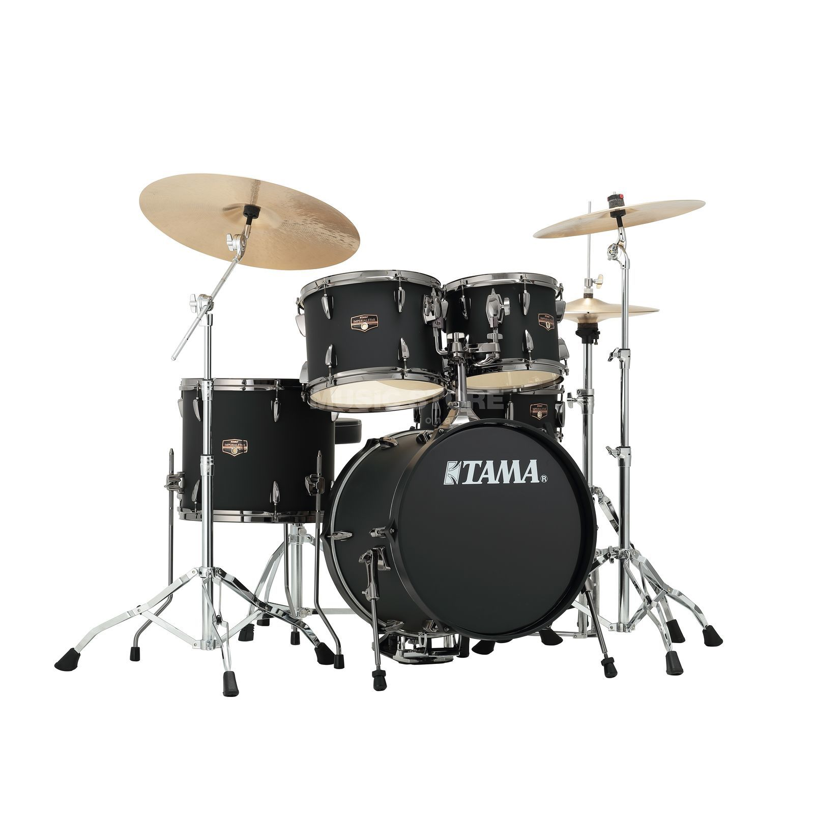 Tama Imperialstar IP58H6N Blacked Out Black #BBOB Produktbild