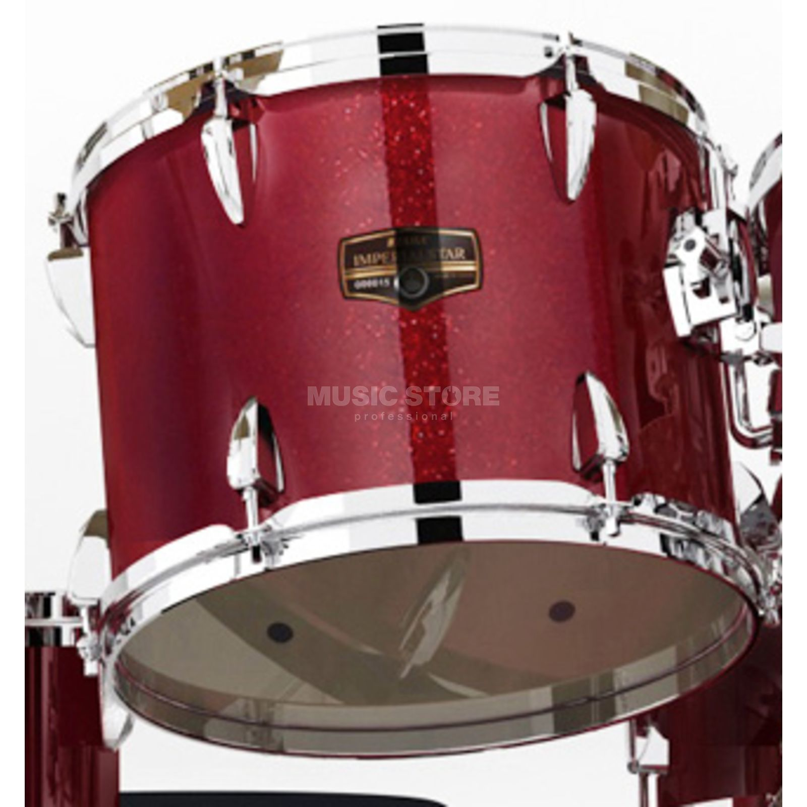 "Tama Imperialstar Tom 13""x10"", Candy Apple Mist #CPM Produktbillede"