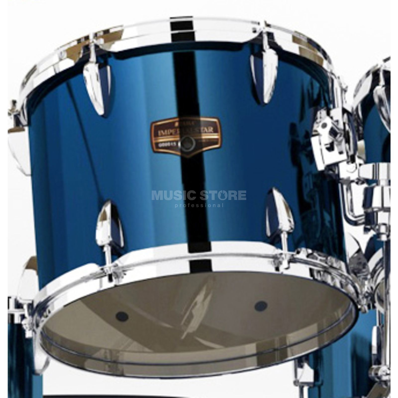 "Tama Imperialstar Tom 13""x10"", Midnight Blue #MNB Produktbillede"