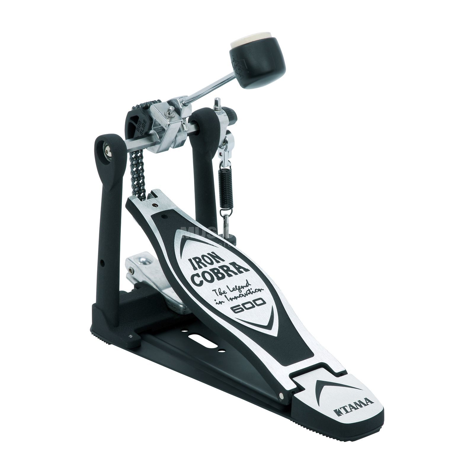 Tama Kick Pedal Iron Cobra, HP600D, Duo Glide Product Image