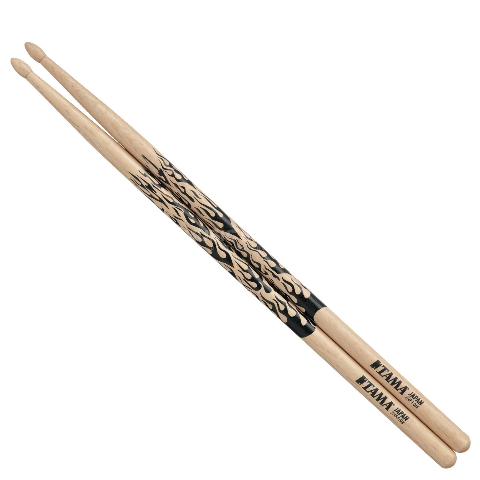 Tama Rhythmic Fire Sticks 5B-F Japanese Oak Produktbillede