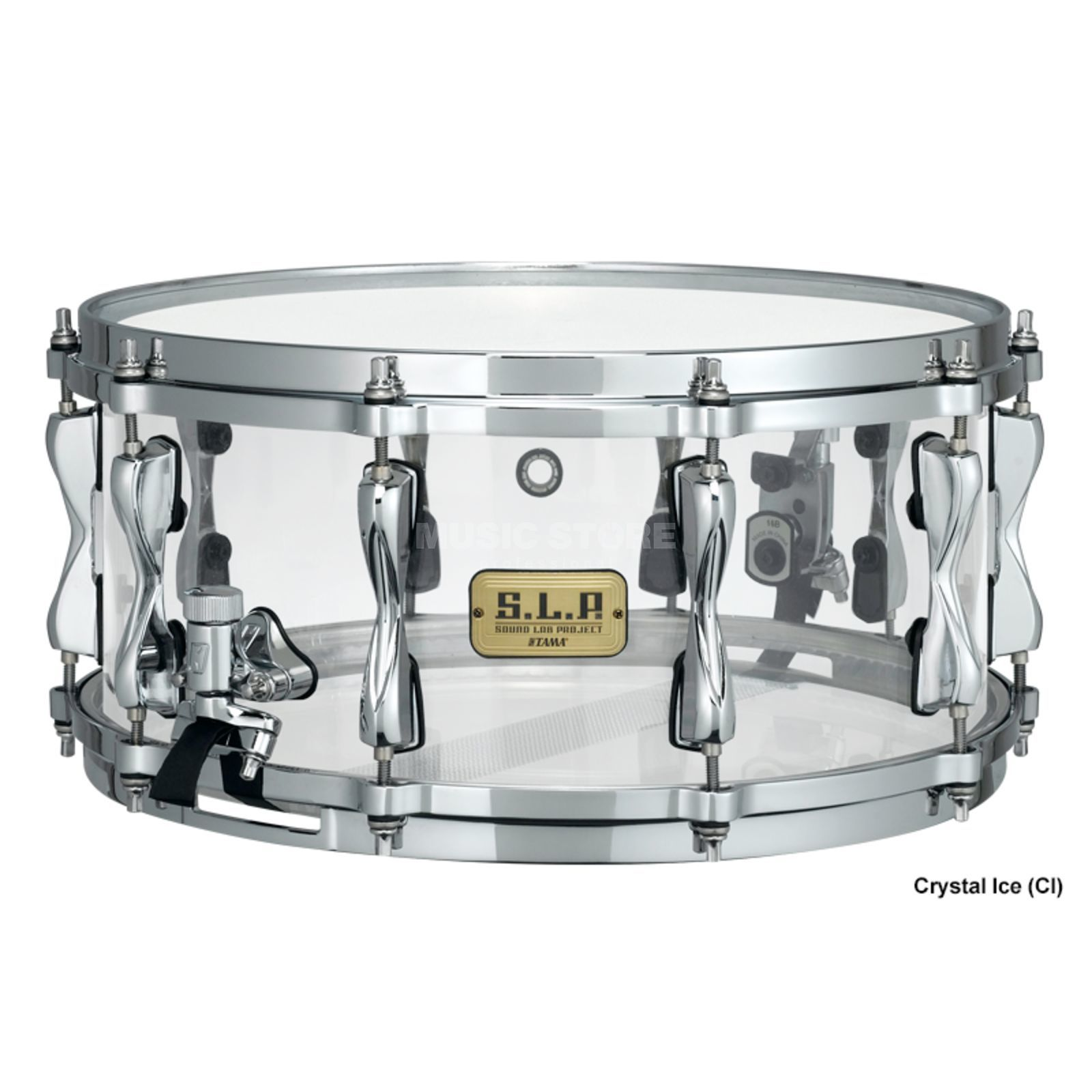 Tama S.L.P. Snare LAC1465-CI, Mirage Acrylic Produktbillede