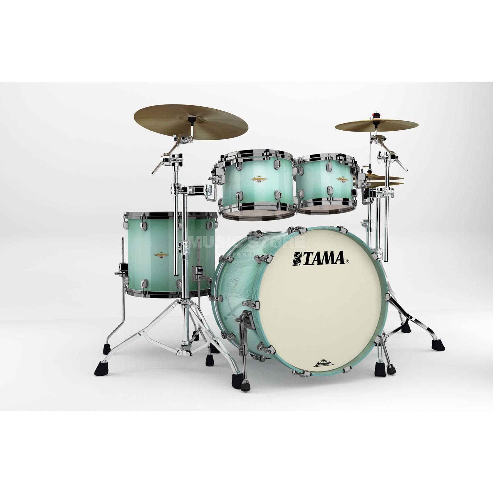 Tama SC Maple MA42ZBNS, Light Jade Burst #LJB Produktbild