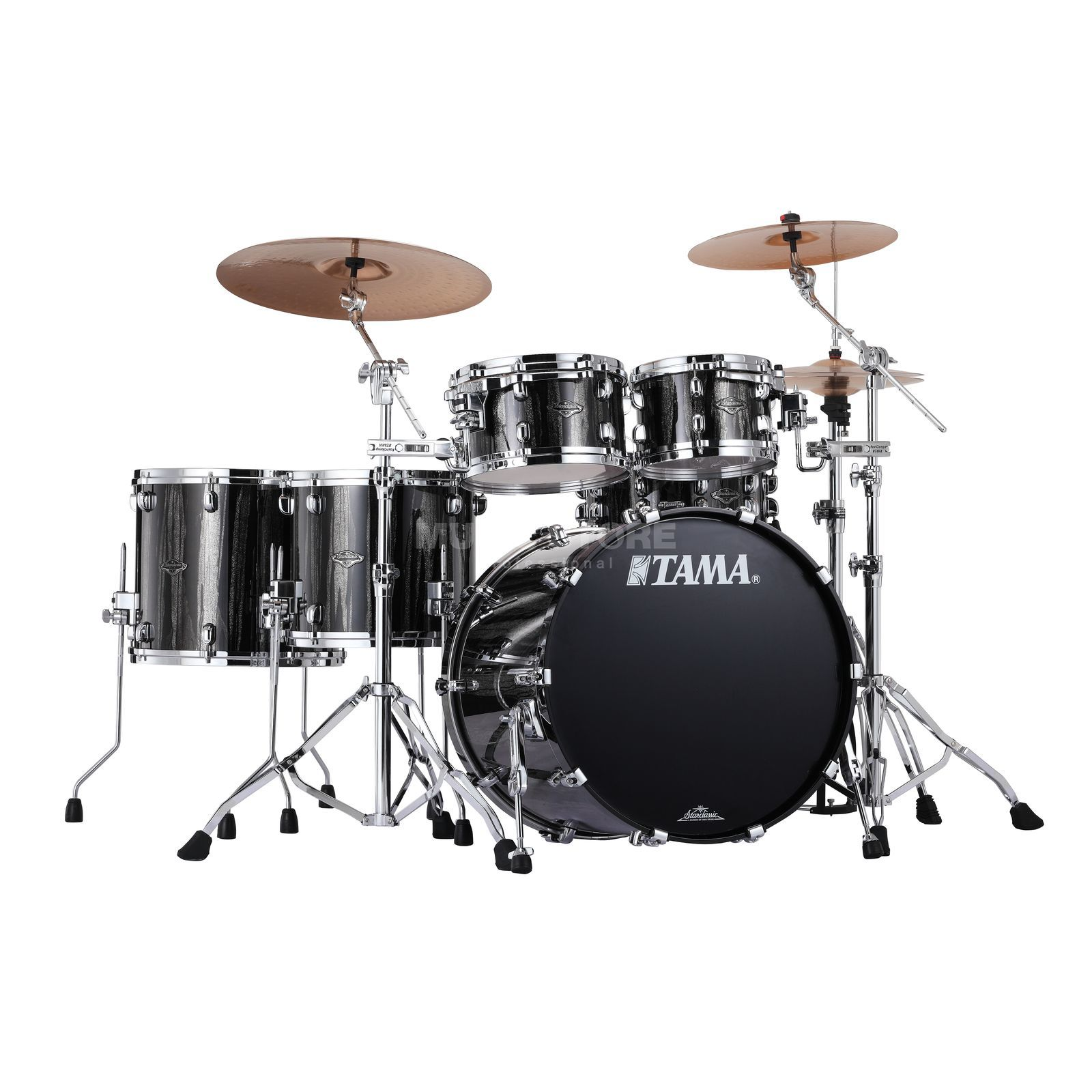 Tama SC Performer B/B PP52HZS, Black Clouds & Silver Linings Product Image