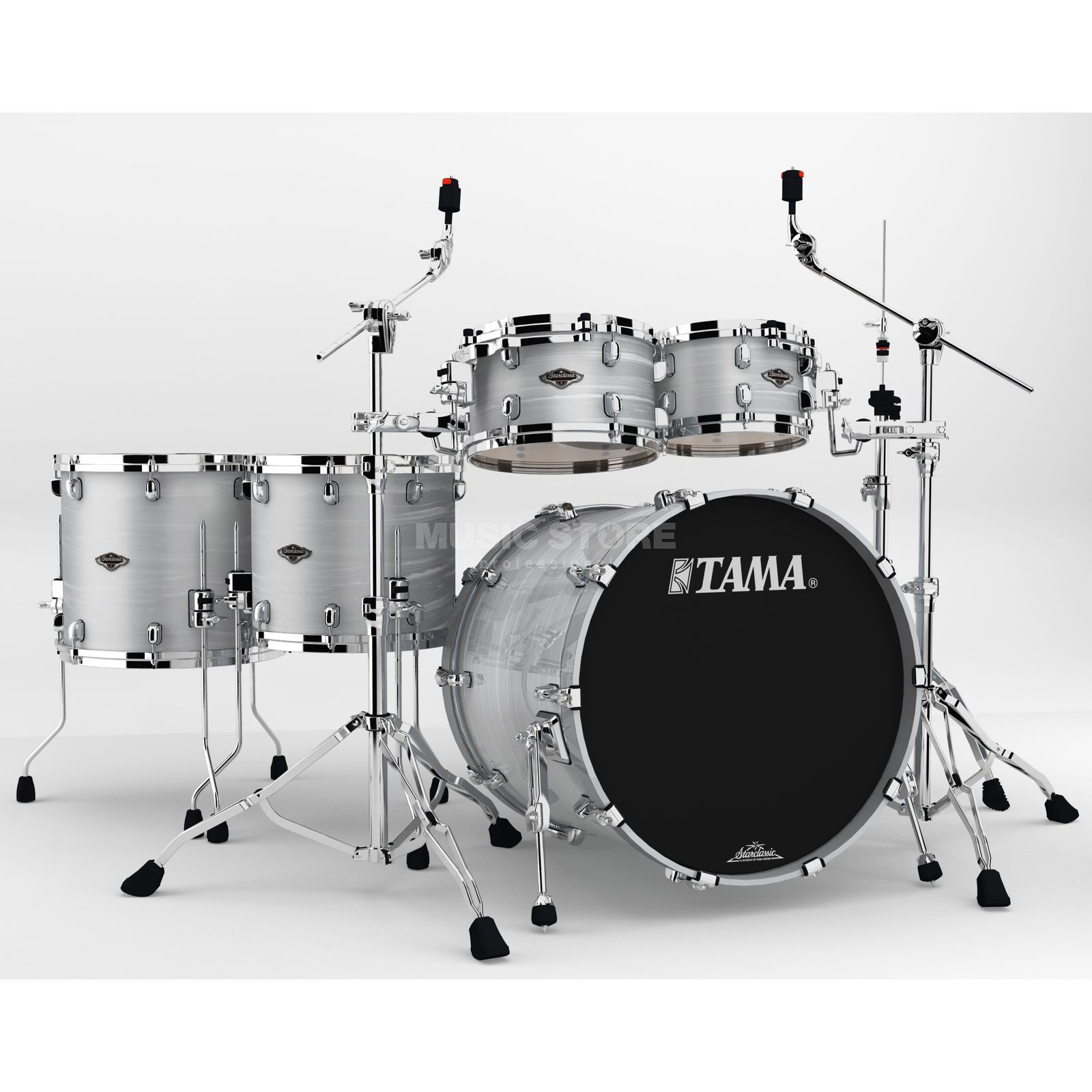 Tama SC Performer B/B PS52HZS-LWO Lacquered White Oyster Product Image