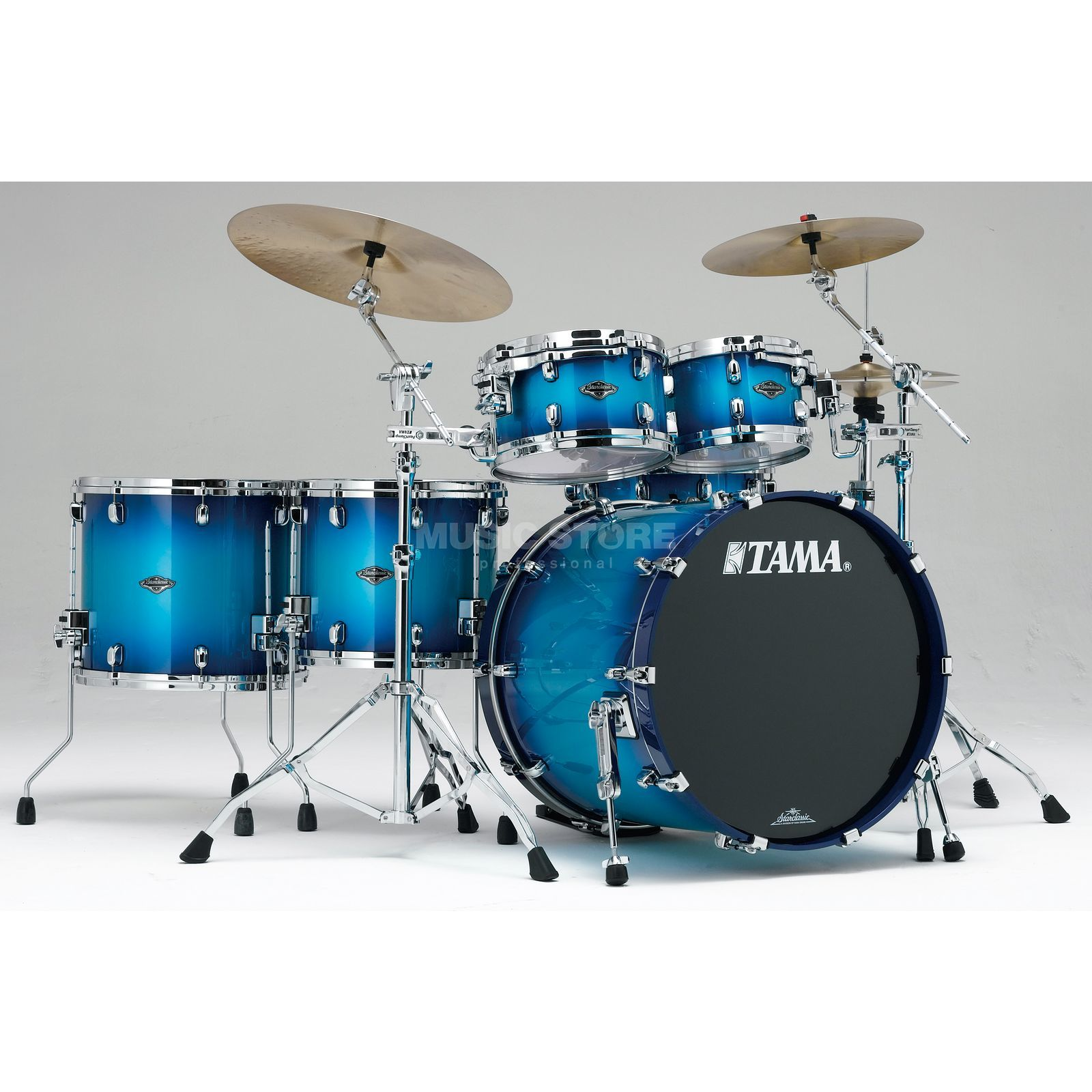 Tama SC Performer B/B PS52HZS Twilight Blue Burst #TWB Product Image
