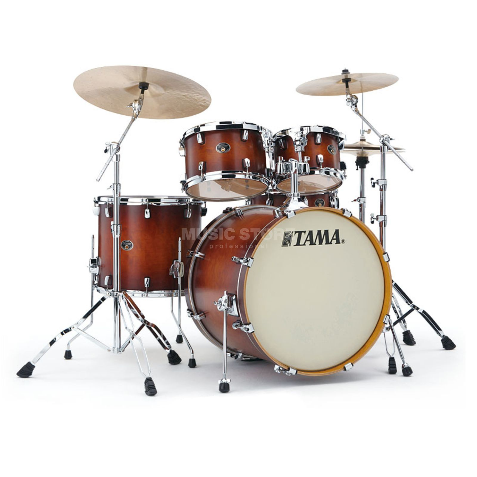 Tama Silverstar Custom VP62R, Antique Brown Burst #ABR Produktbild