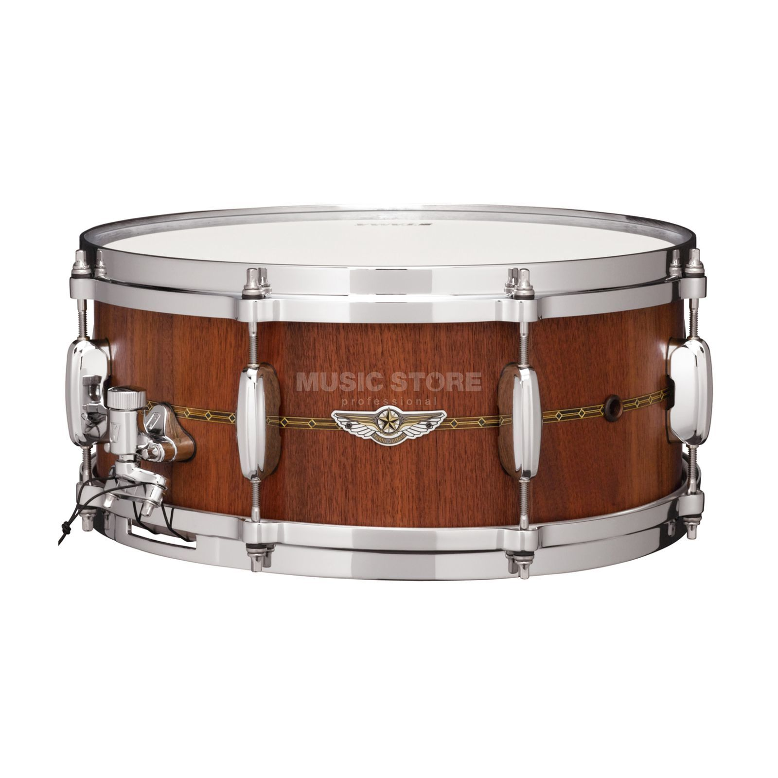 "Tama Star Stave Walnut Snare, 14""x6"", #OWN Produktbild"