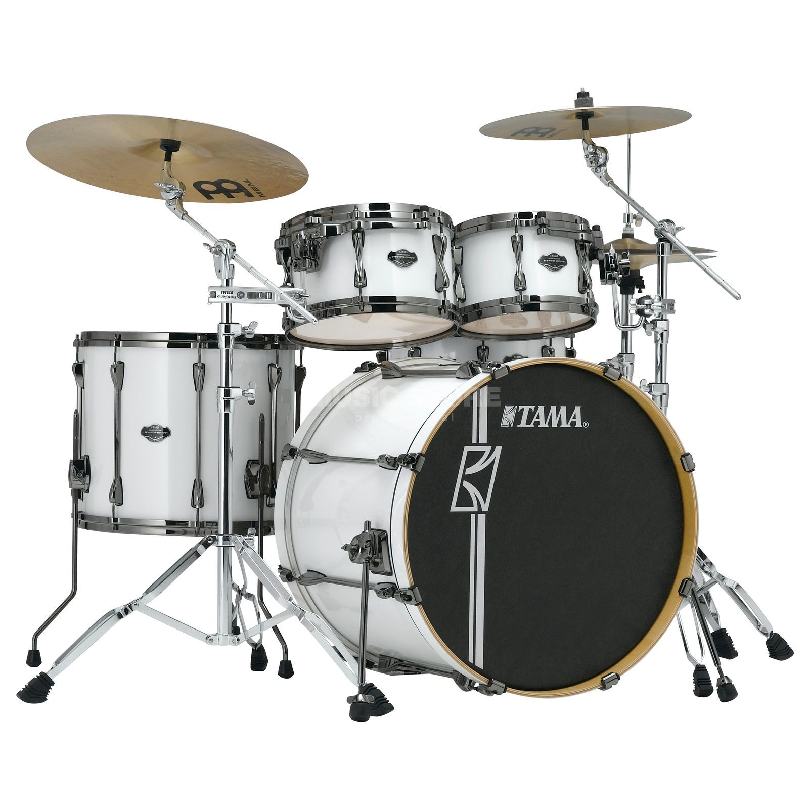 Tama Superstar HD Maple MK52HXZBN, Sugar White #SGW Produktbild