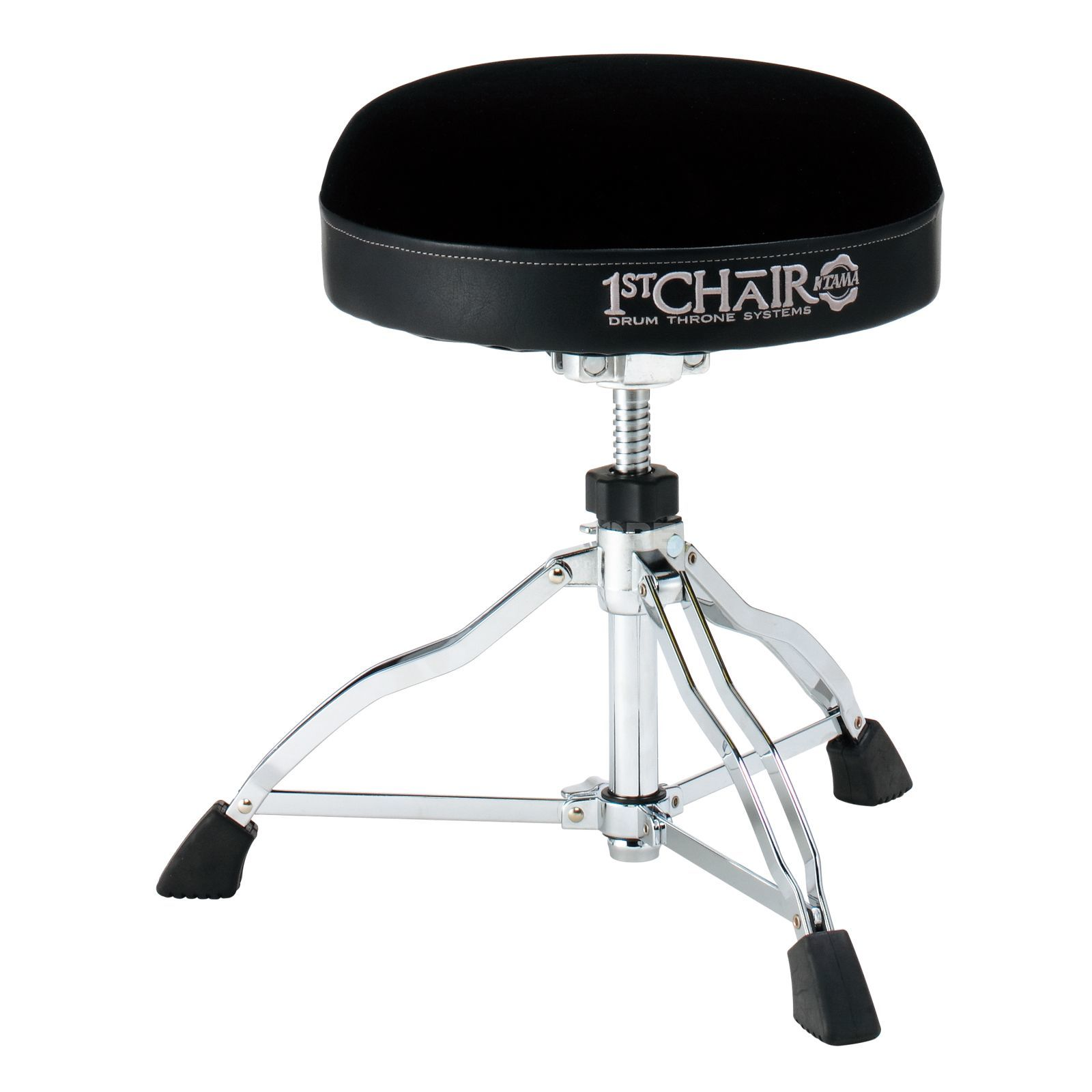 Tama Throne HT630CS, 1st Chair, rund, cloth top Produktbillede