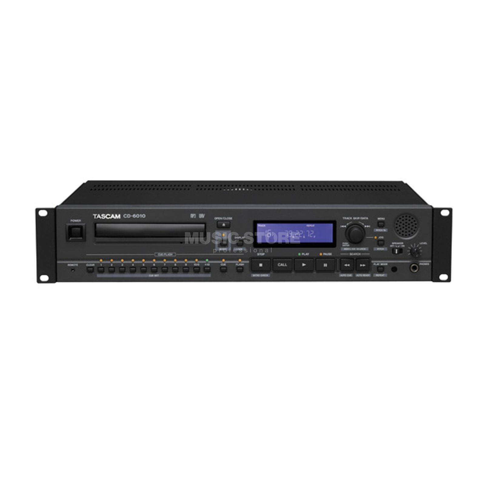 Tascam CD-6010 High-Quality Stereo CD Player Product Image