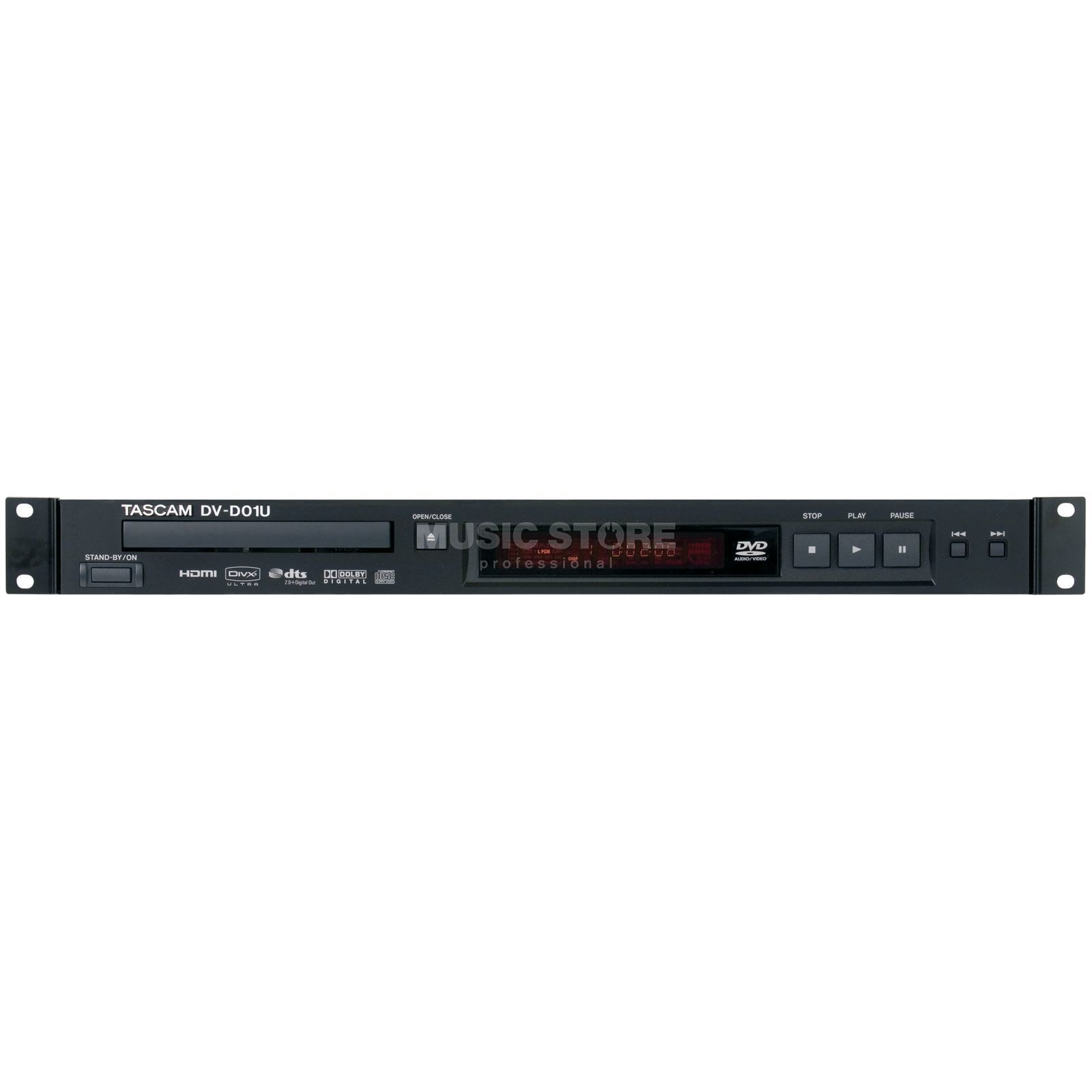 Tascam DV-D01U DVD/CD-Player  Produktbillede