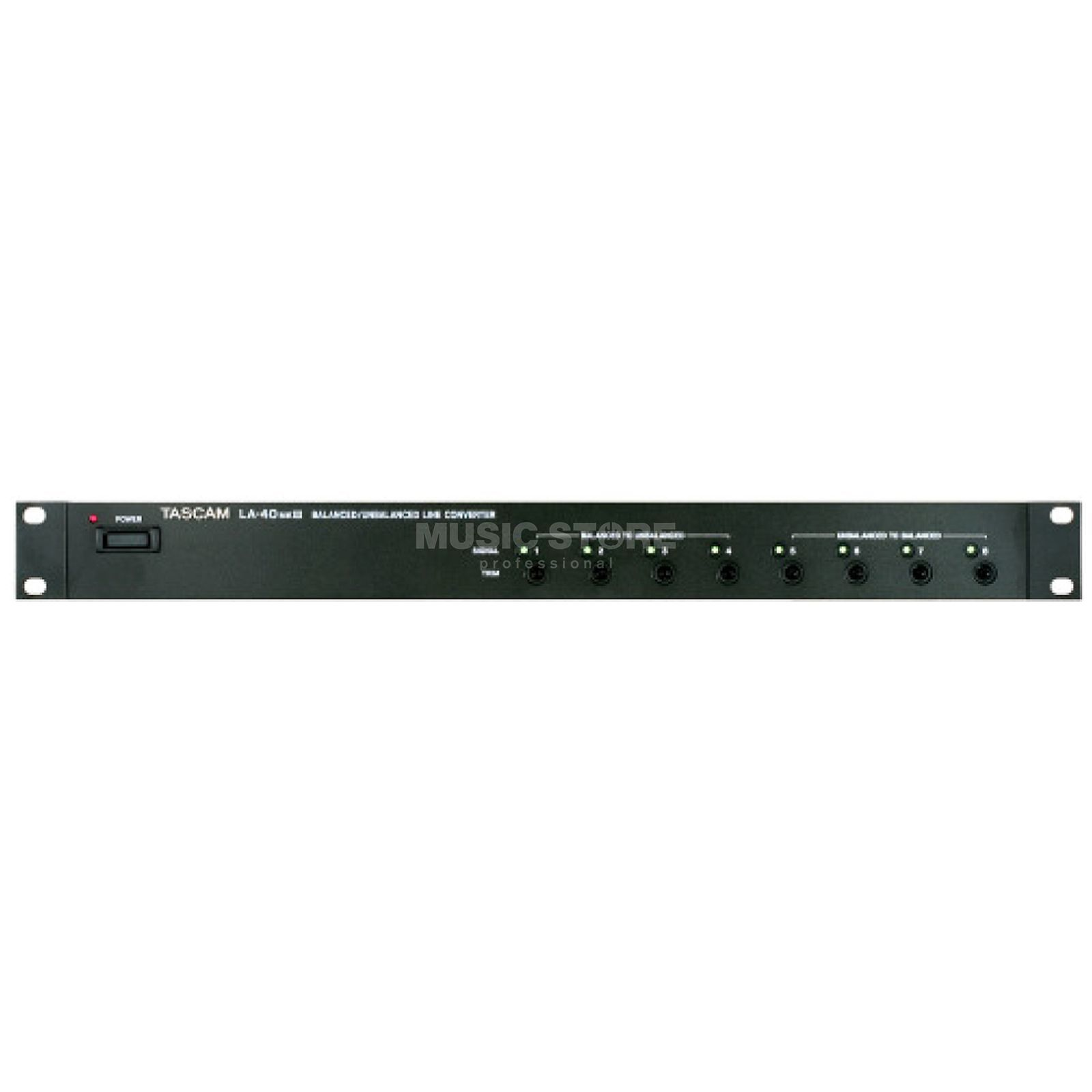 Tascam LA-40mkII Line Converter    Product Image