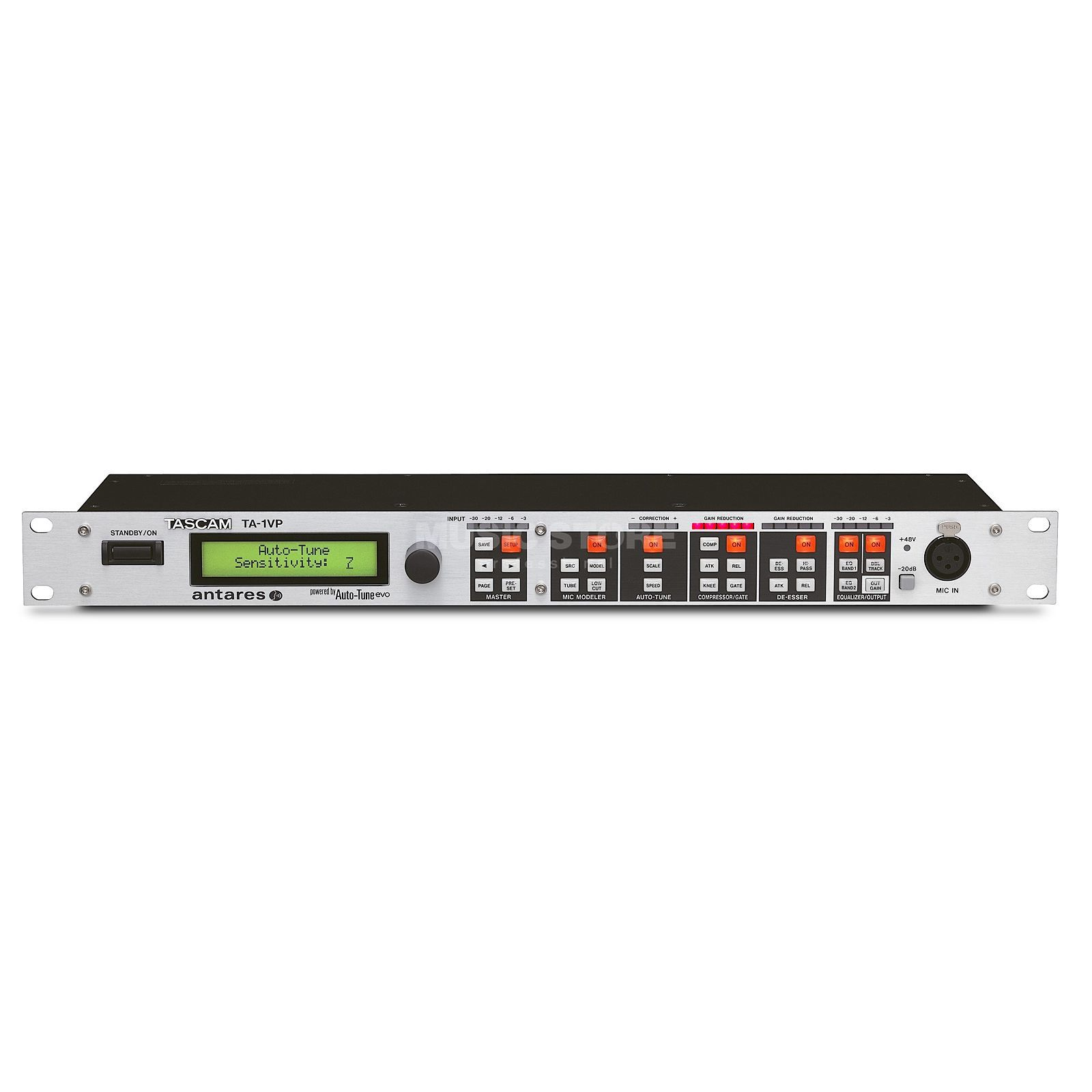Tascam TA-1VP Vocal Processor  Produktbillede