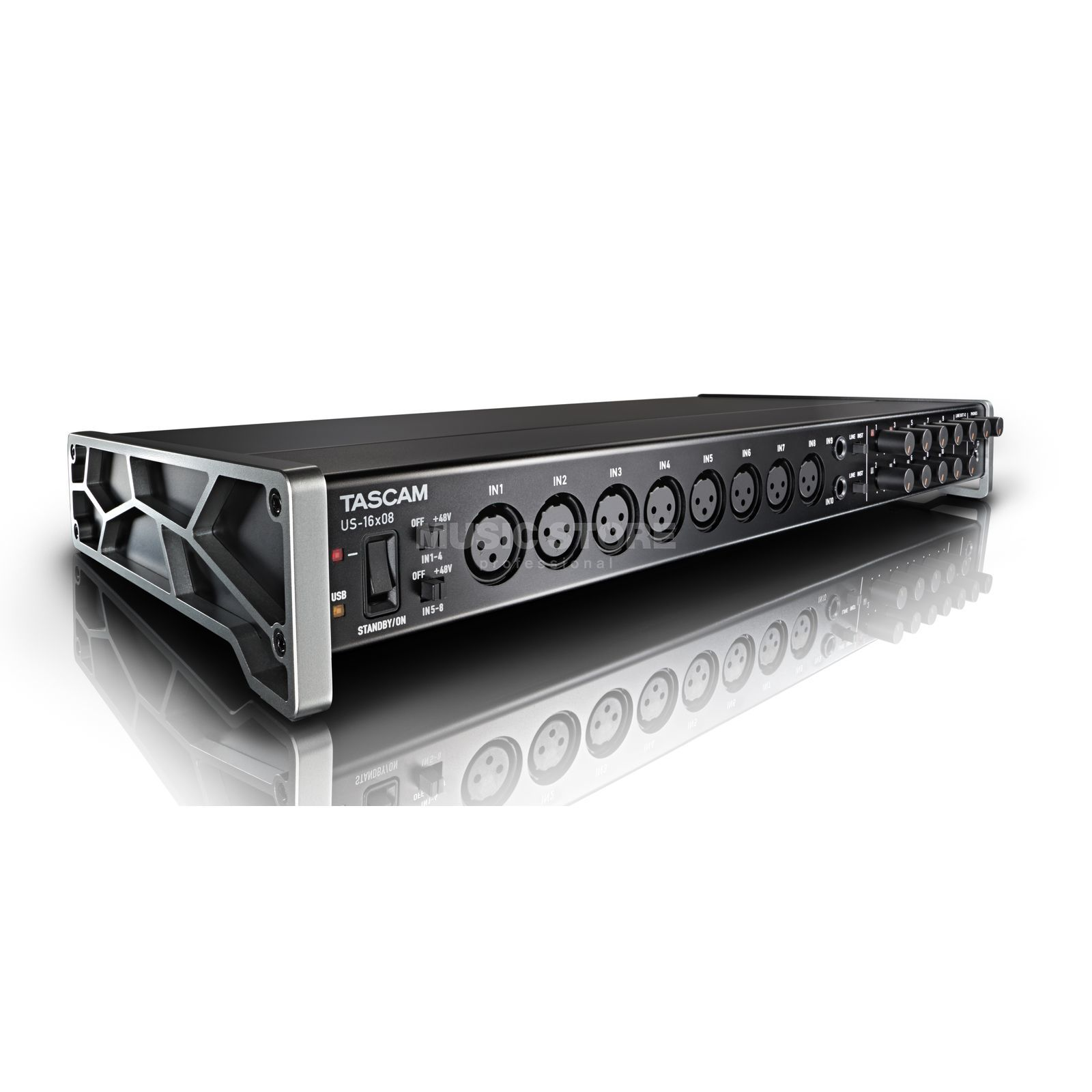 Tascam US-16x8 USB Audio Interface Produktbillede