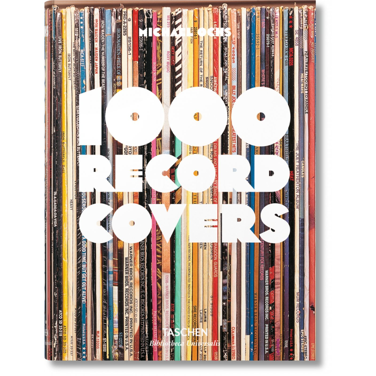 Taschen-Verlag 1000 Record Covers Michael Ochs Product Image