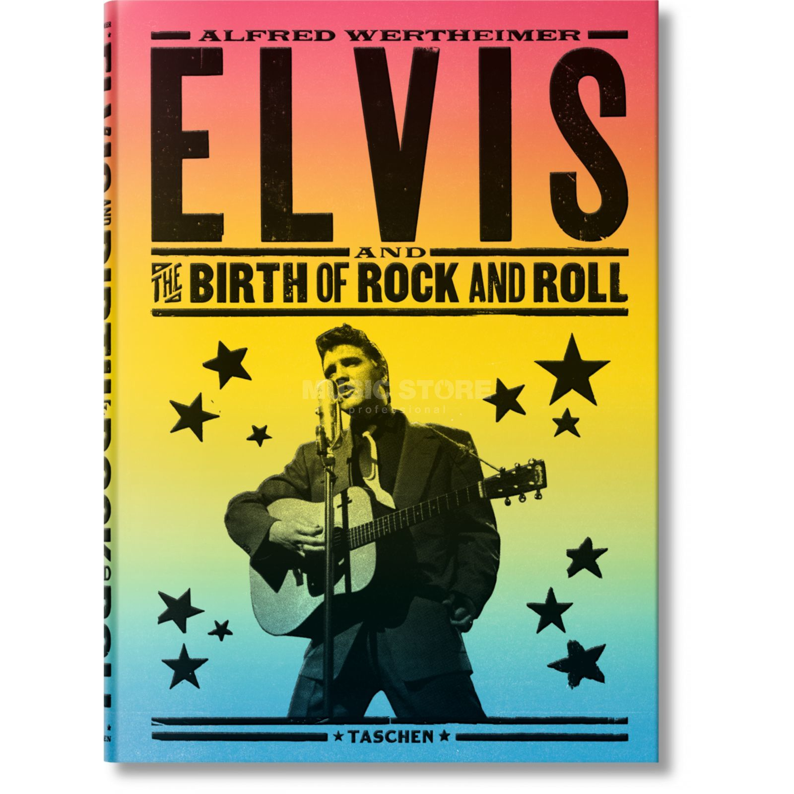 Taschen-Verlag Alfred Wertheimer - Elvis and the Birth of Rock and Roll Produktbild