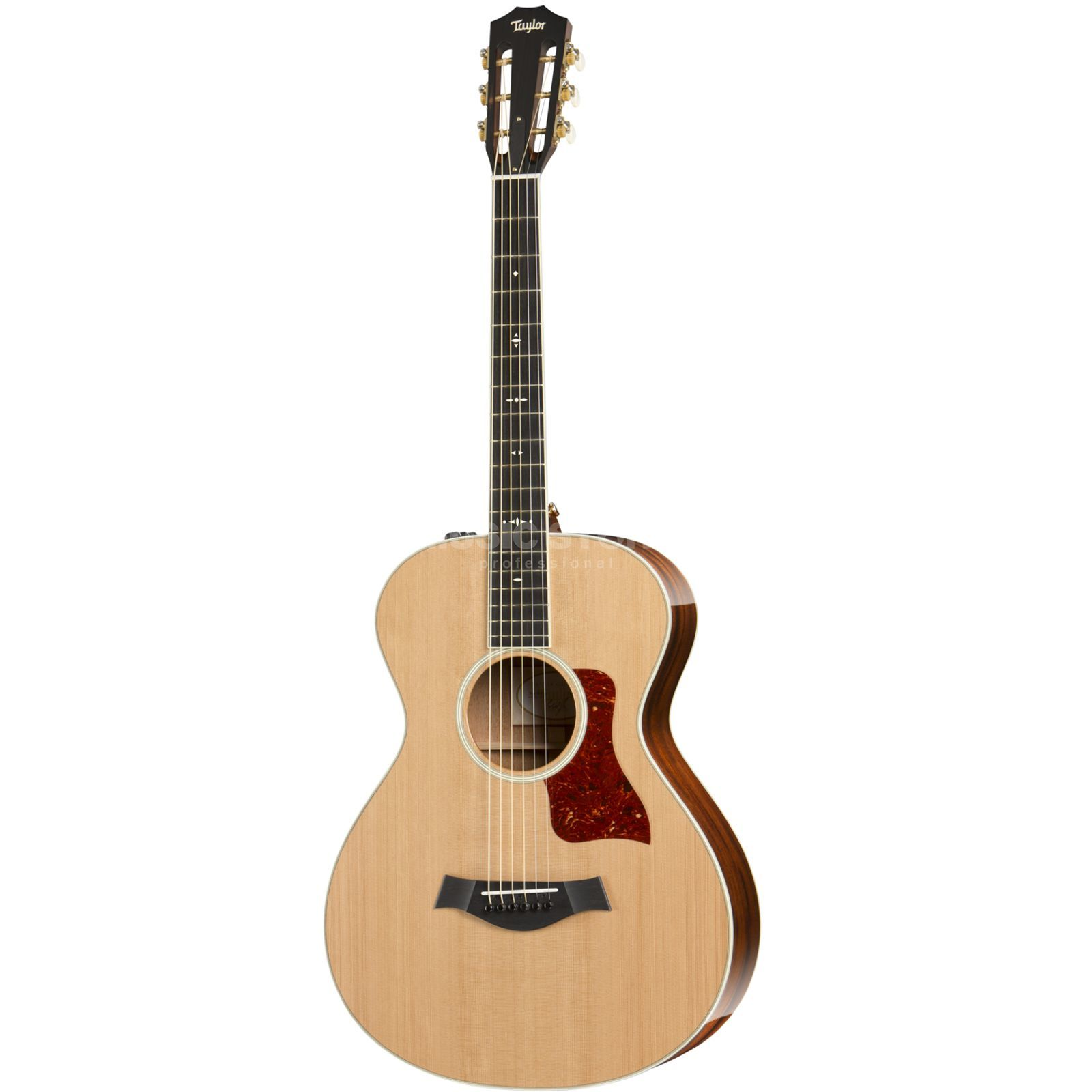Taylor 512e 12th fret Grand Concert Natural Produktbild