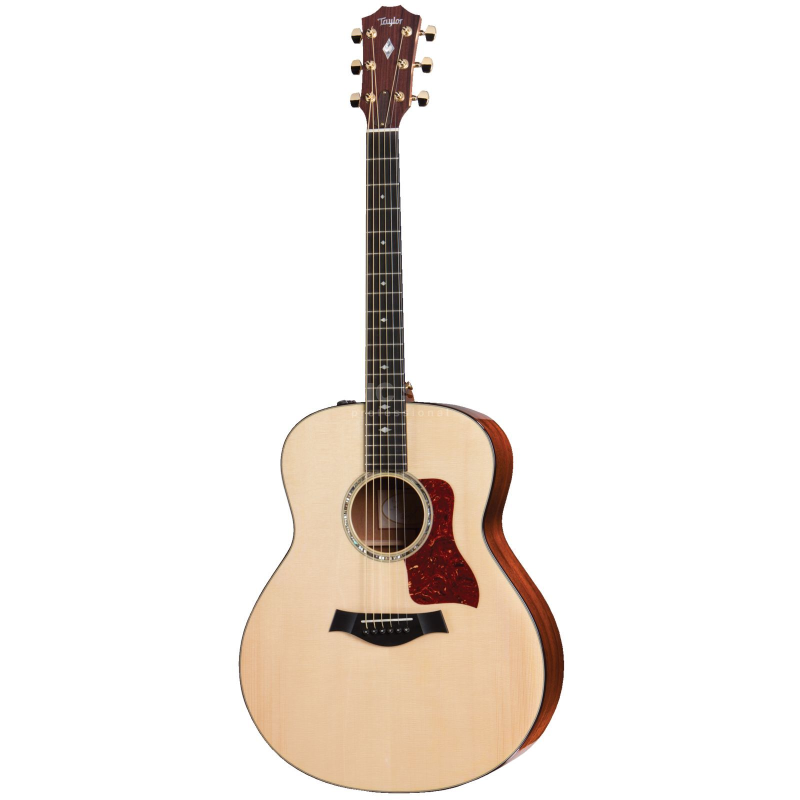 Taylor 518e Lefthand Grand Orchestra Natural Produktbild