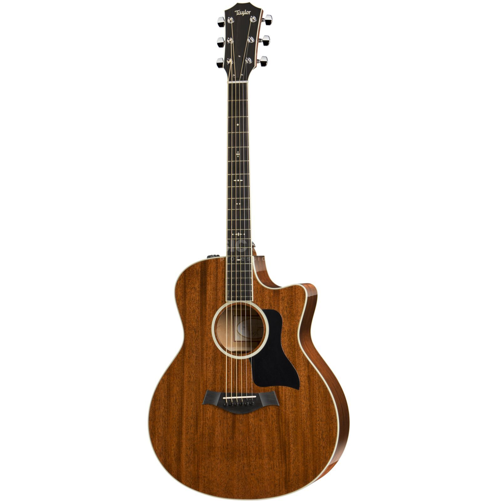 Taylor 526ce All Mahogany 2014 Natural Produktbild