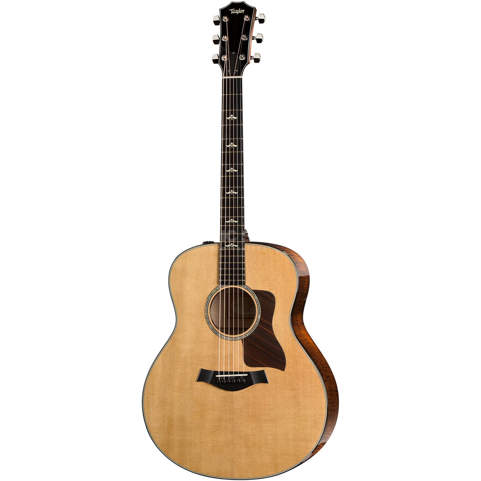 Taylor 618e Lefthand Grand Orchestra Natural 2015 Produktbild