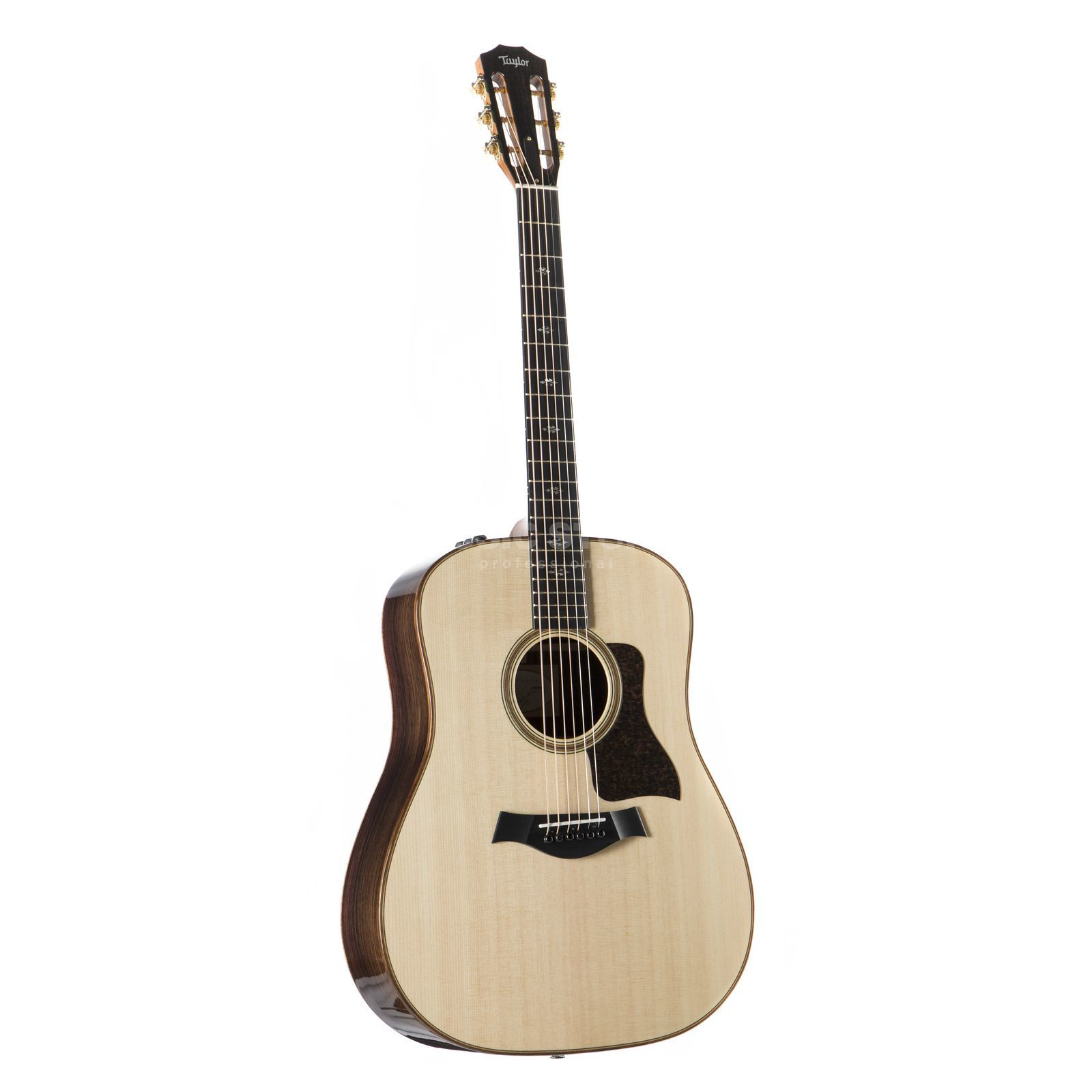 Taylor 710e Dreadnought  2016 Natural Produktbild