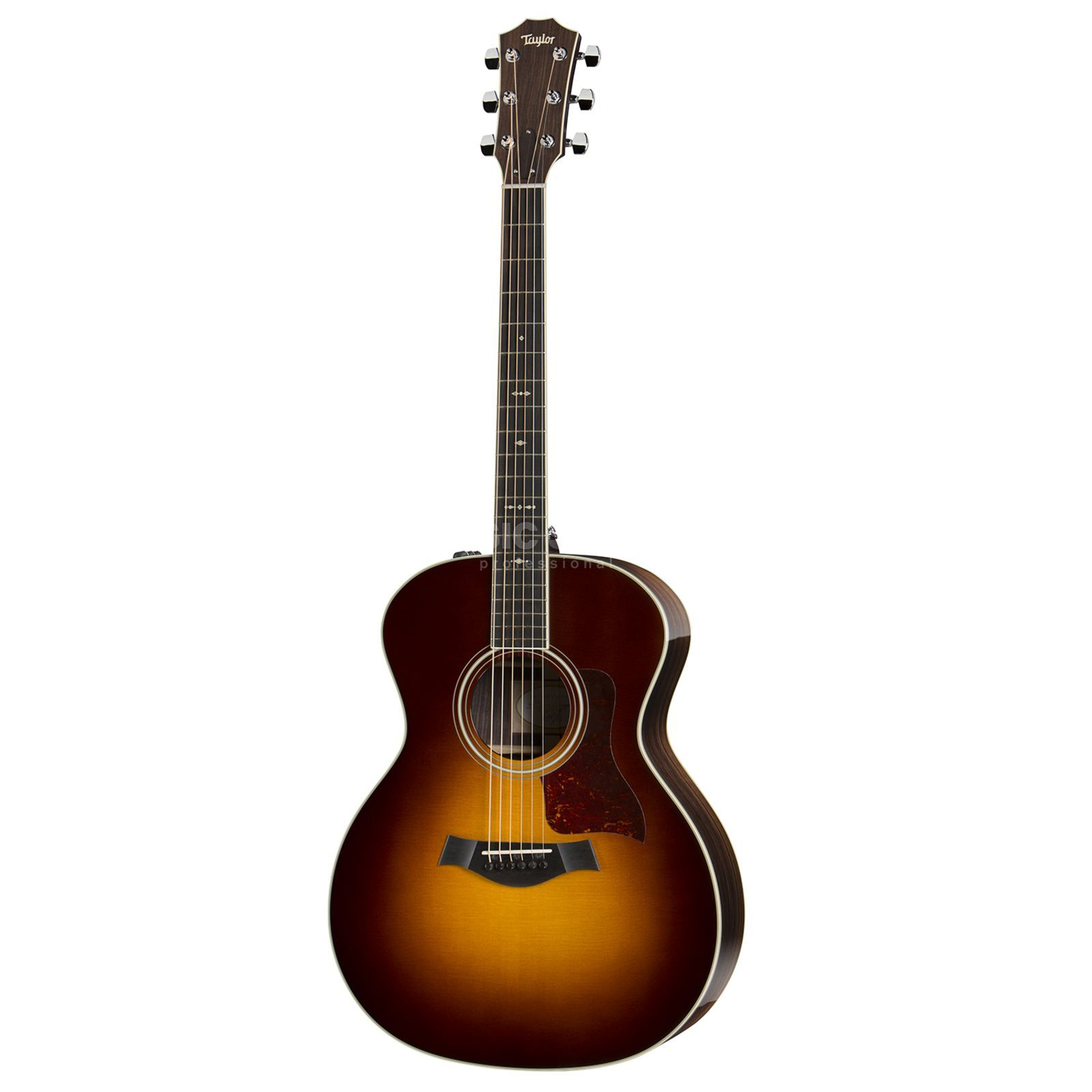 Taylor 714e Grand Auditorium Sunburst Produktbild
