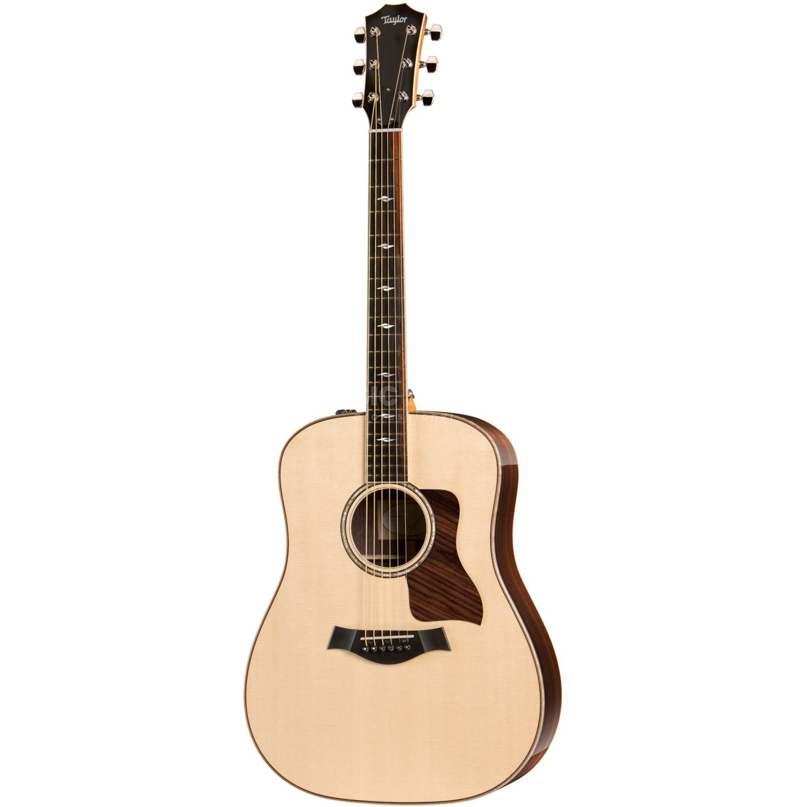 Taylor 810e Dreadnought Natural Produktbild