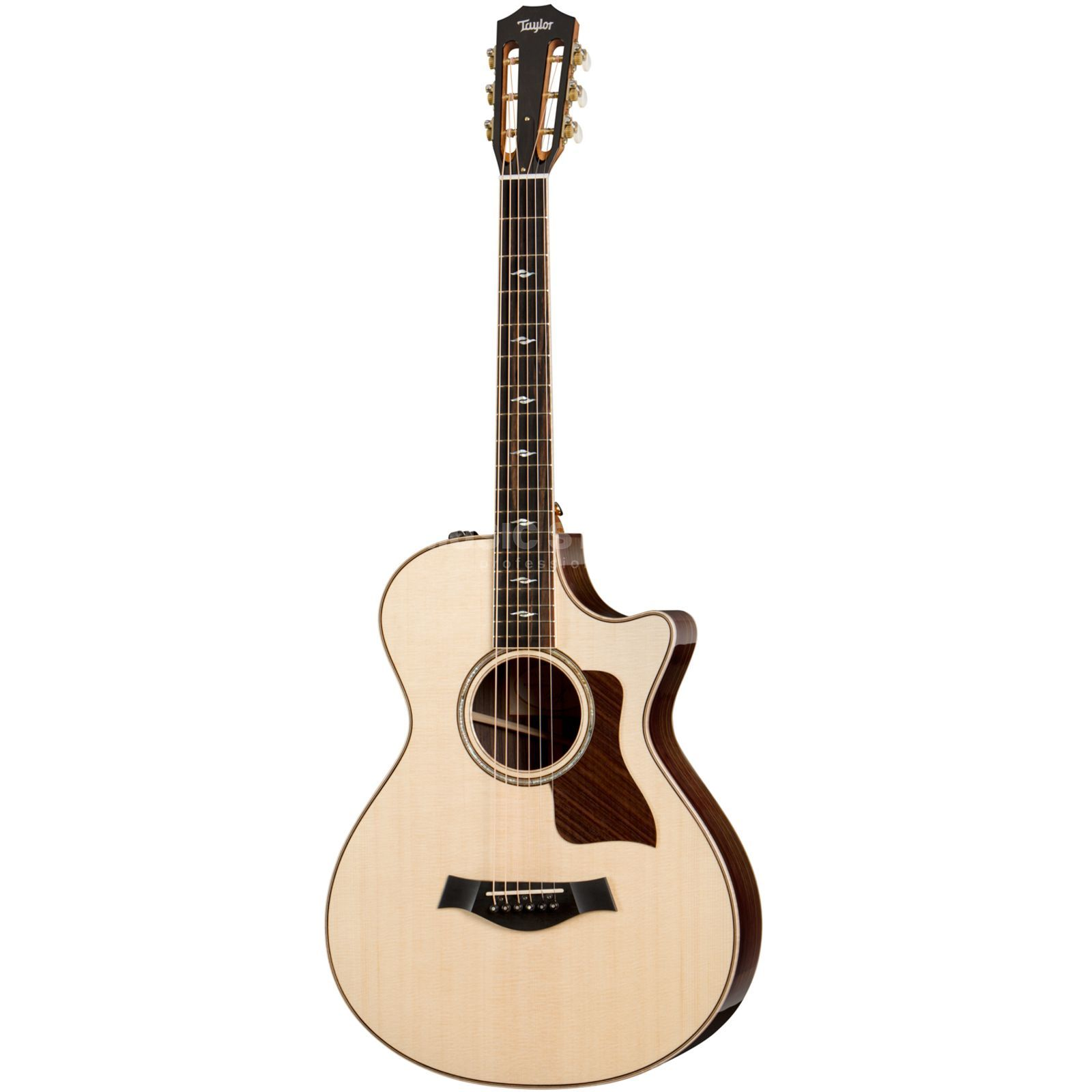 Taylor 812ce 12th fret Grand Concert Natural Produktbild