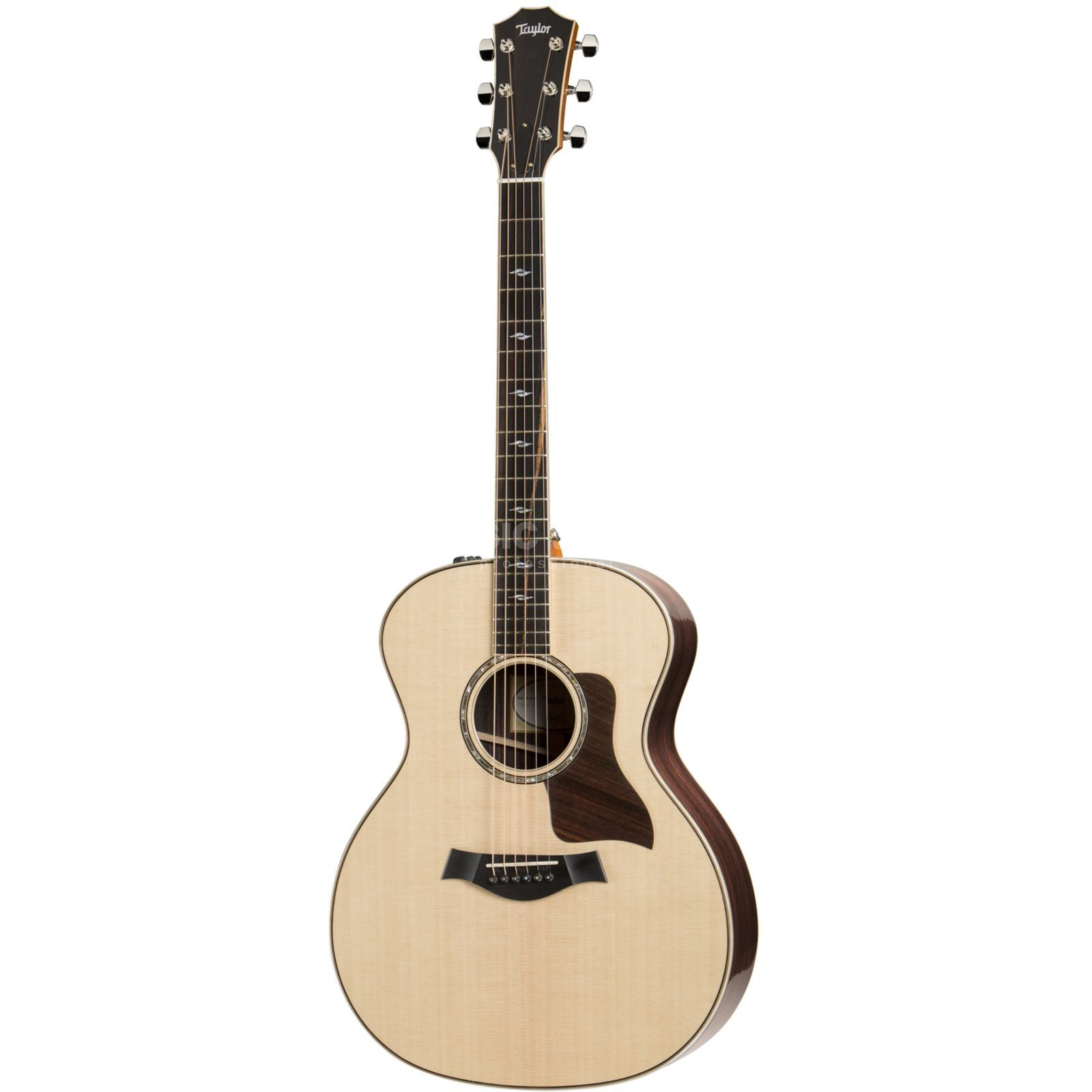 Taylor 814e Grand Auditorium LH Lefthand Natural Produktbillede
