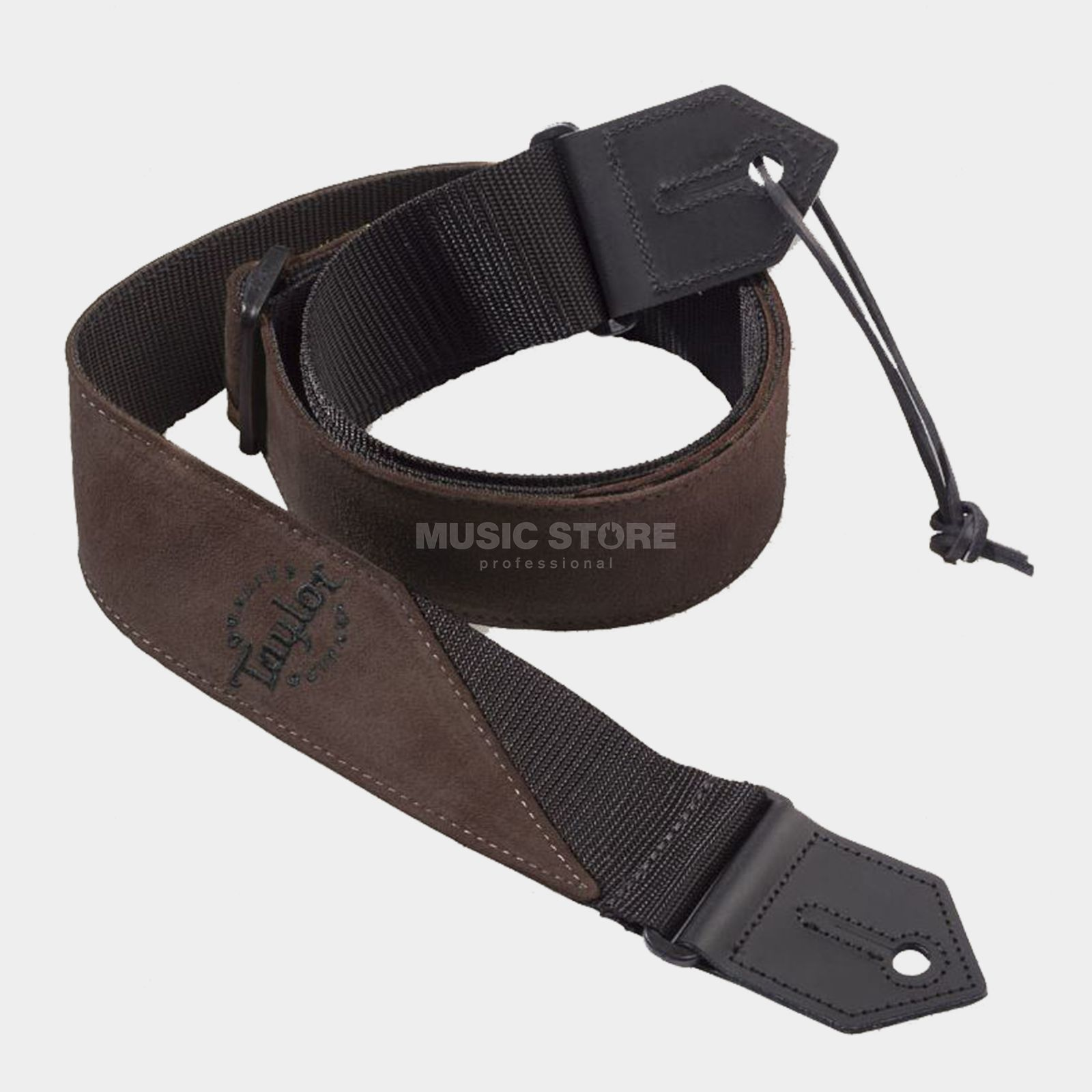 Taylor Suede/Poly Strap Brown Produktbild
