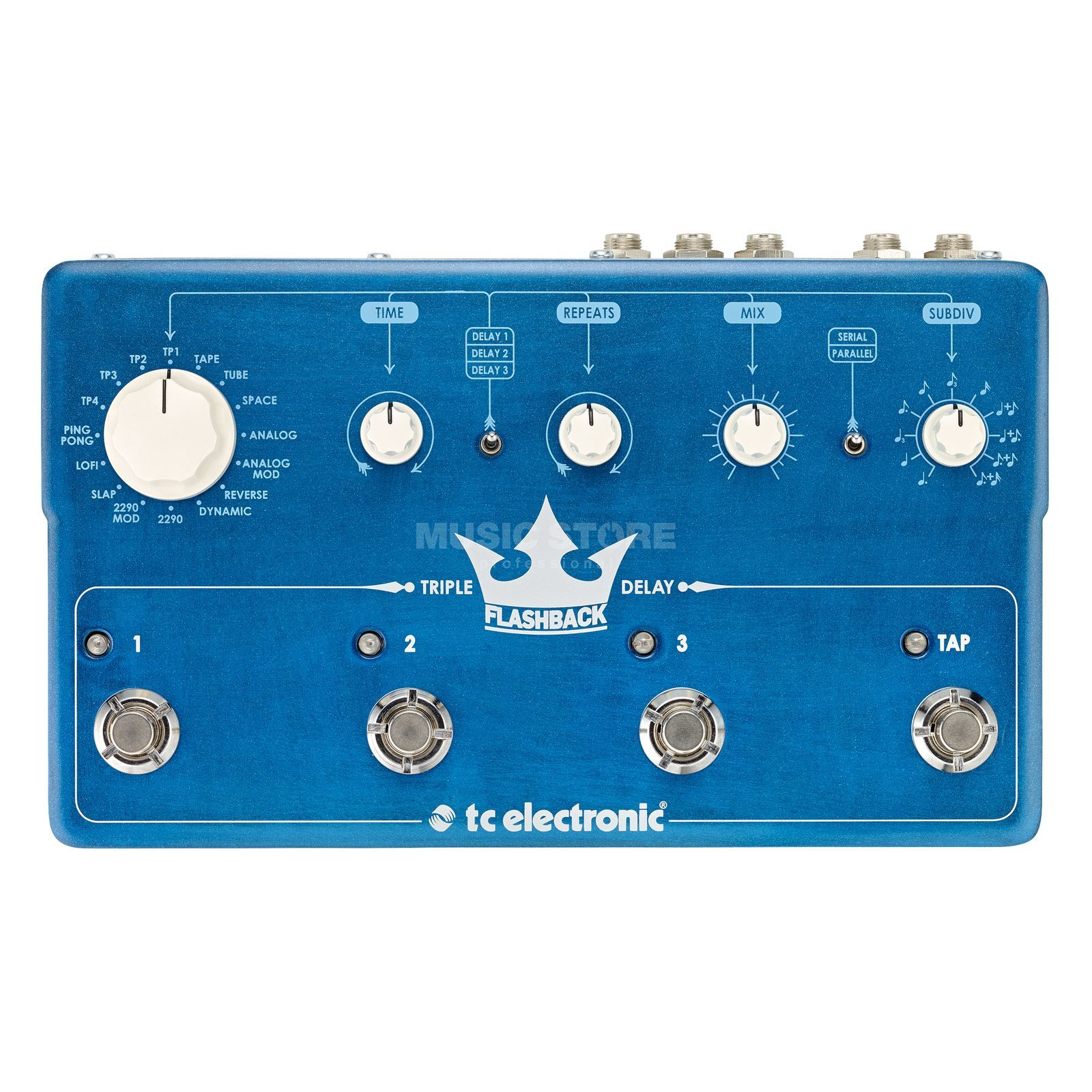 TC Electronic Flashback Triple Delay Toneprint Enabled Produktbillede