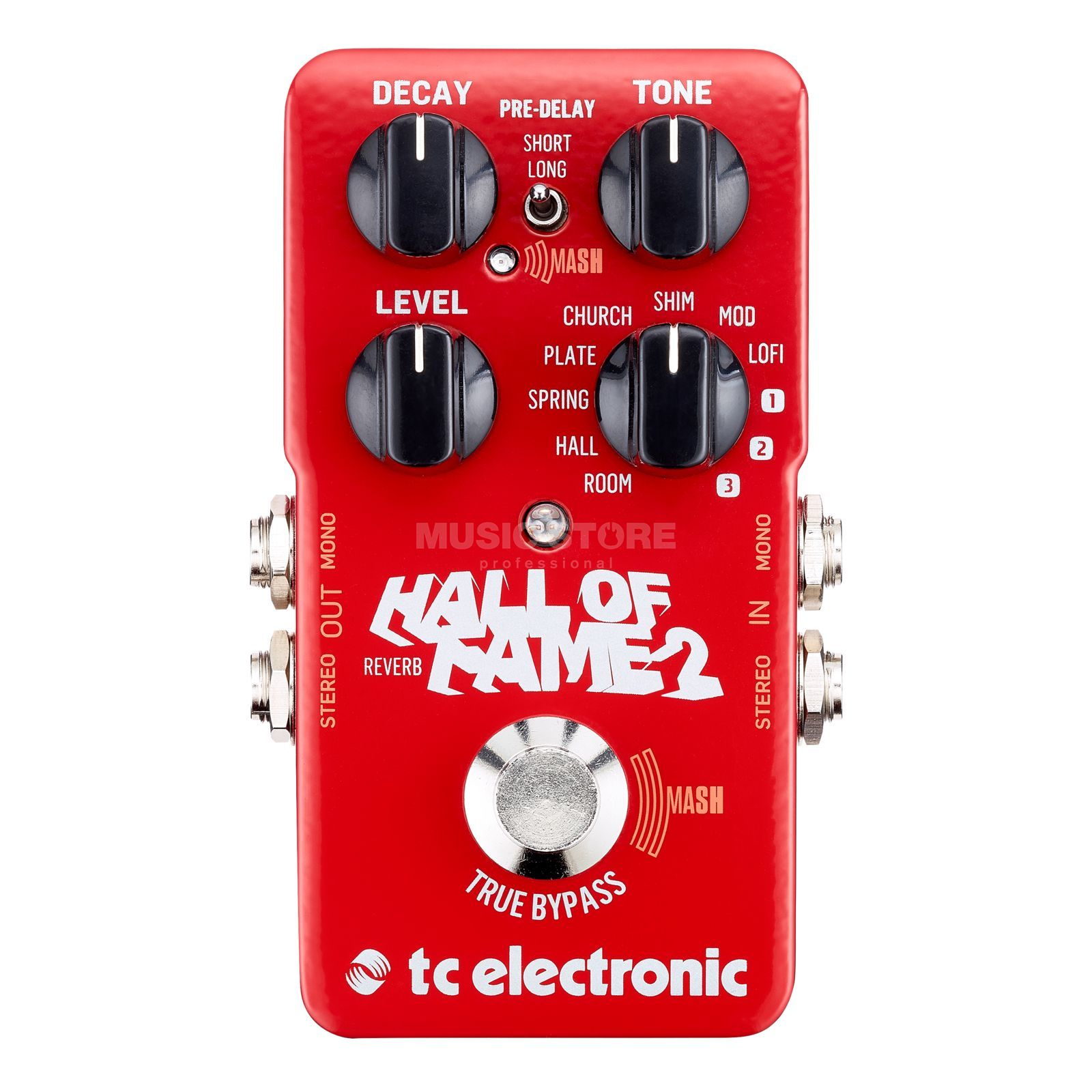TC Electronic Hall of Fame 2 Reverb Product Image