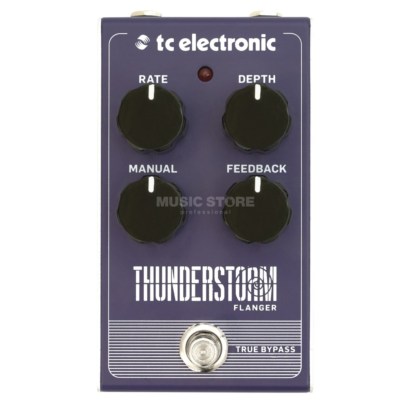 tc electronic thunderstorm flanger. Black Bedroom Furniture Sets. Home Design Ideas