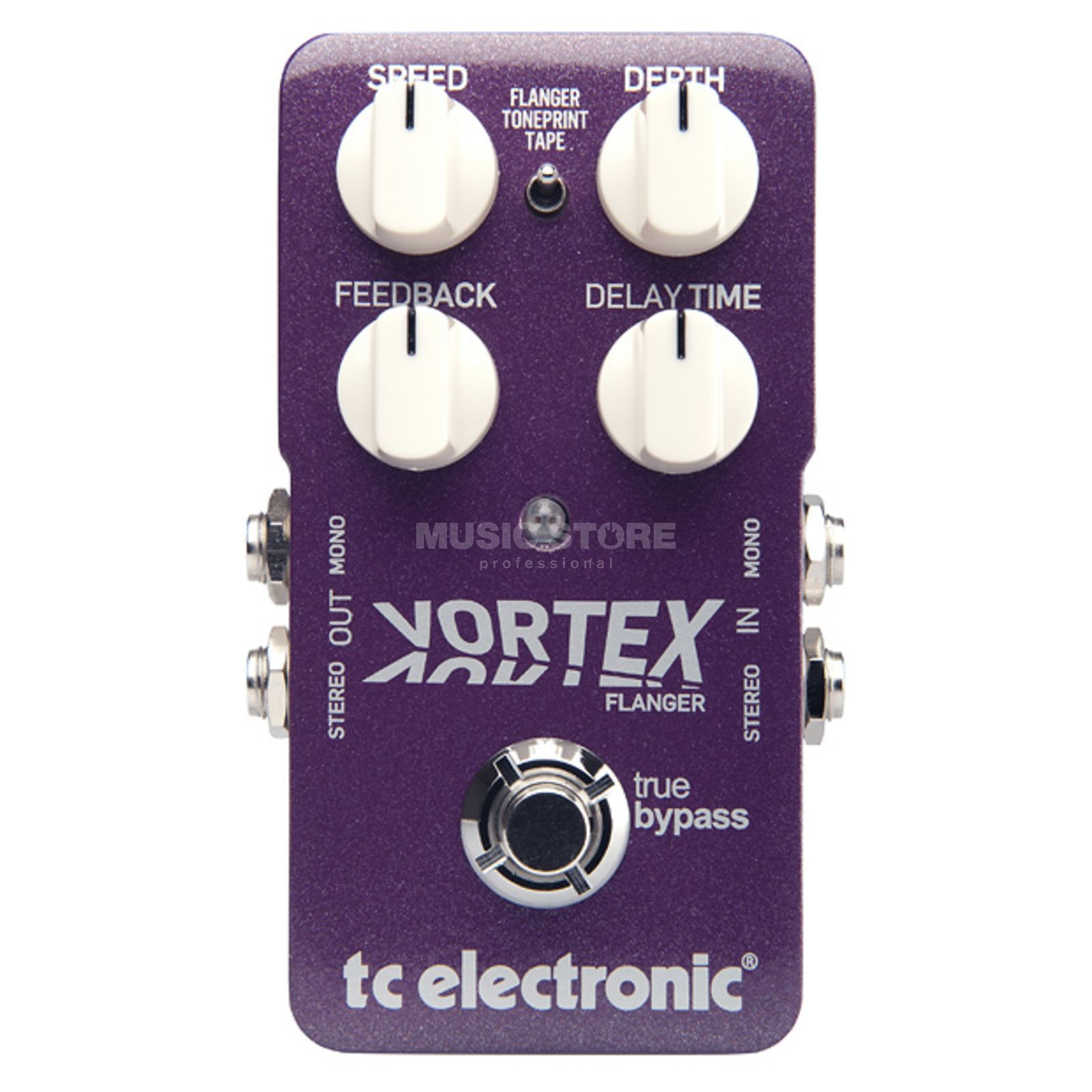 TC Electronic Vortex Flanger Toneprint Enabled Produktbild