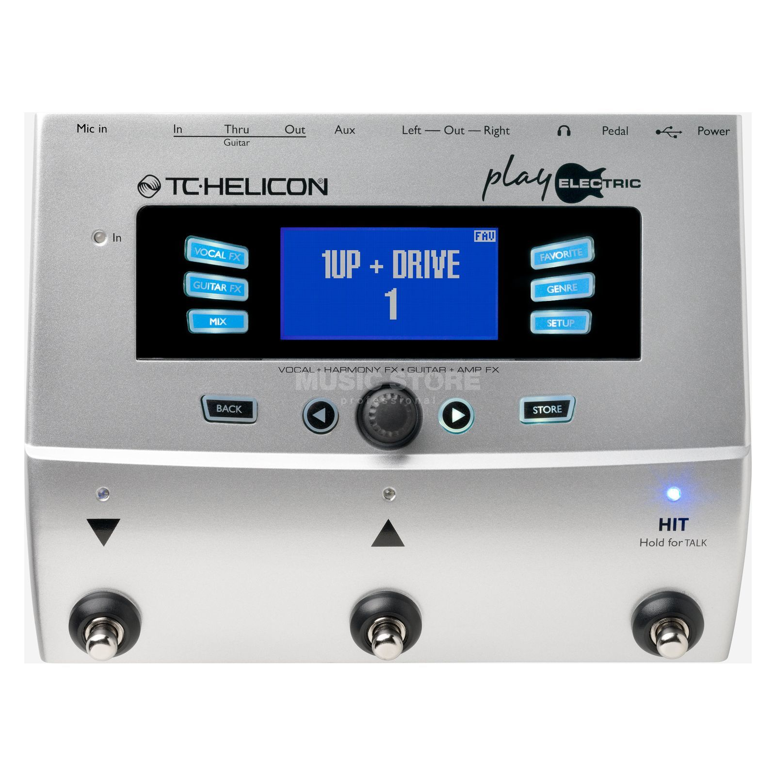 TC-Helicon Play Electric Produktbild