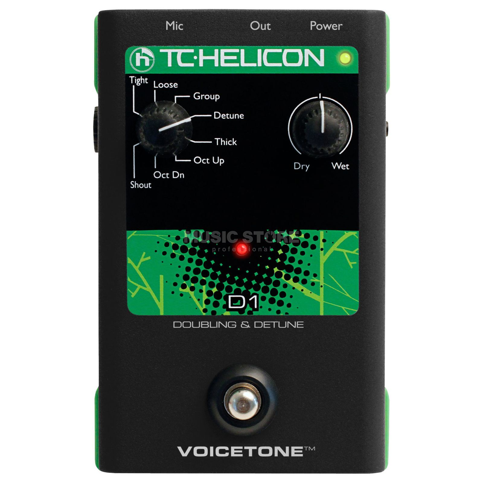 TC-Helicon VoiceTone D1    Product Image