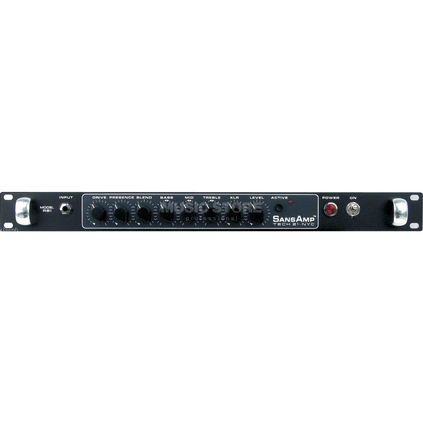Tech 21 SansAmp RBI Preamp  Productafbeelding