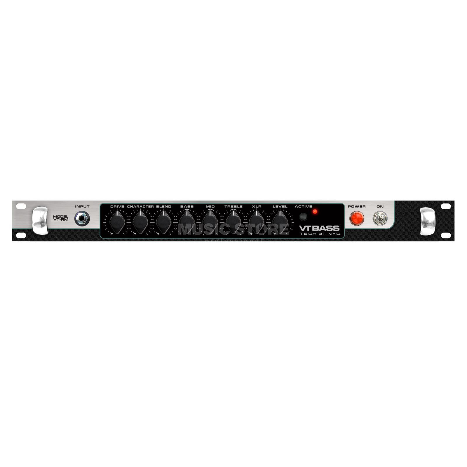 Tech 21 VT Bass Rack Preamp Produktbild