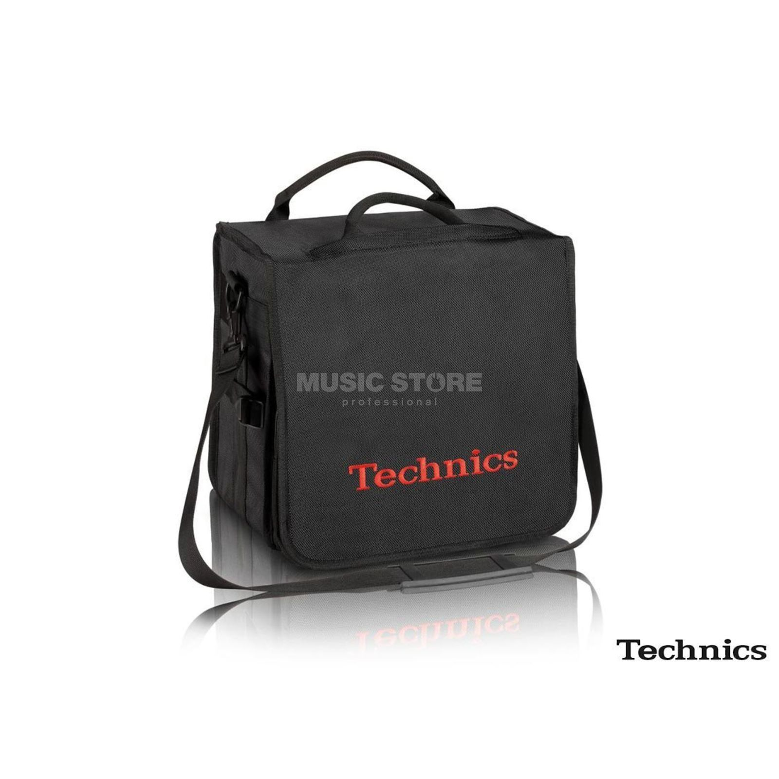 Technics BackBag Black-red  Produktbillede