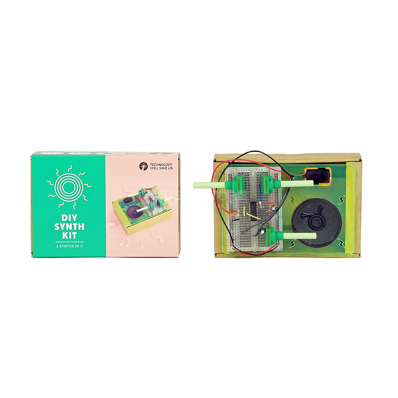 Technology Will Save Us DIY Synth Kit Imagen del producto