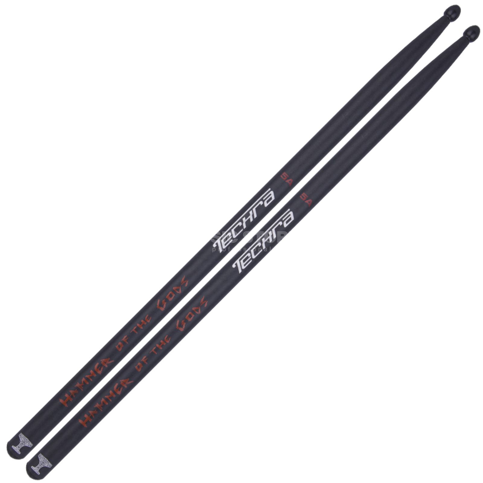 Techra Hammer of the Gods Sticks 5A Produktbillede