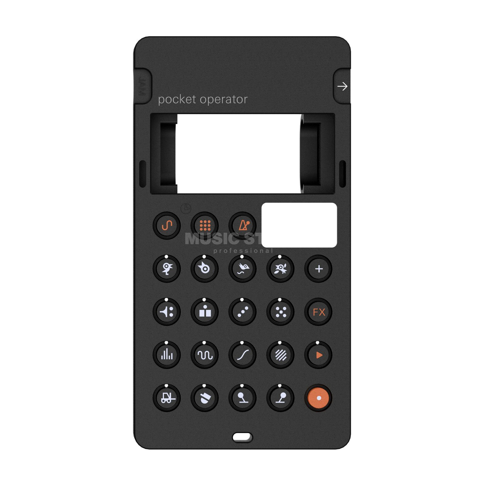 Teenage Engineering CA-16 PO-16 factory CASE Produktbillede