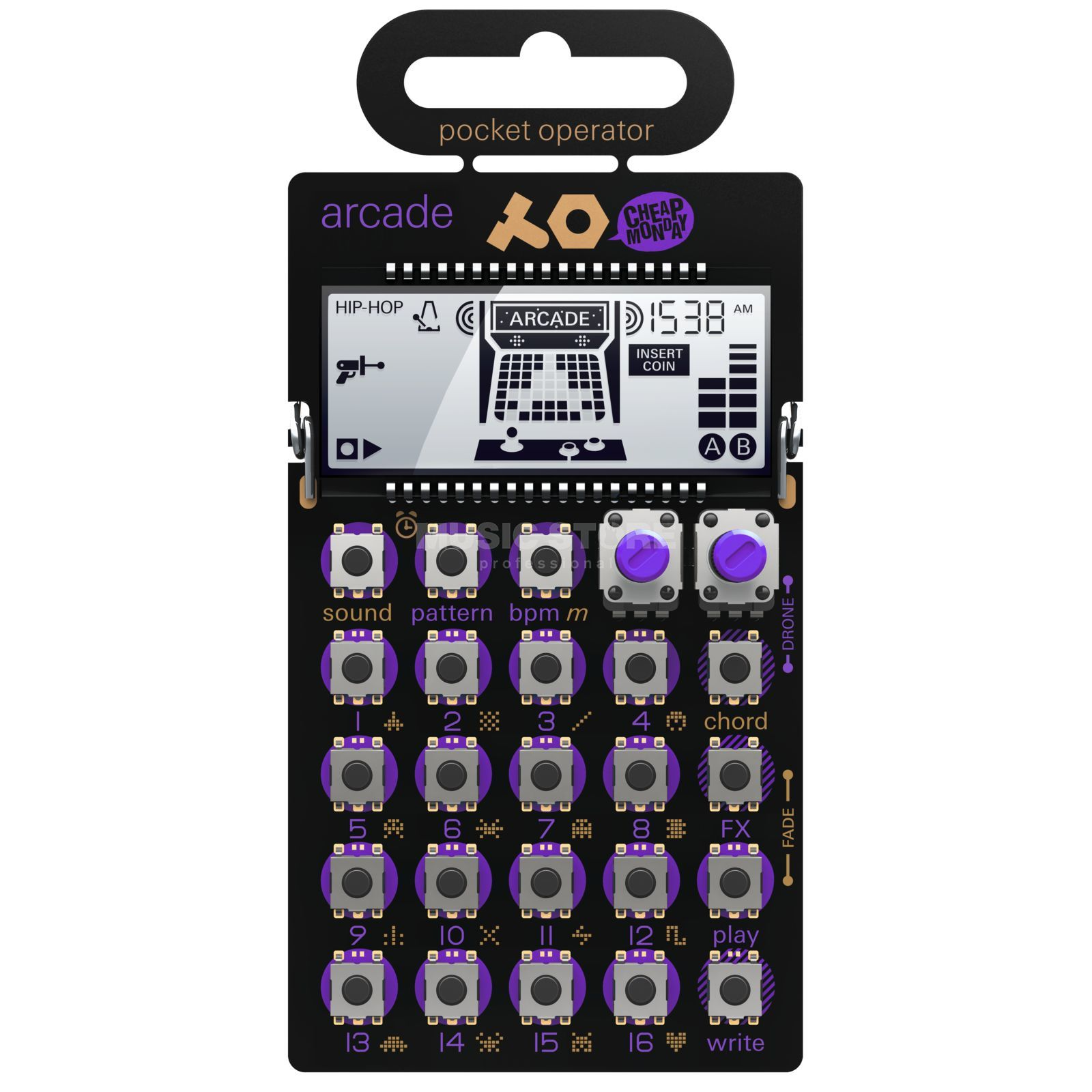 Teenage Engineering PO-20 arcade Produktbild