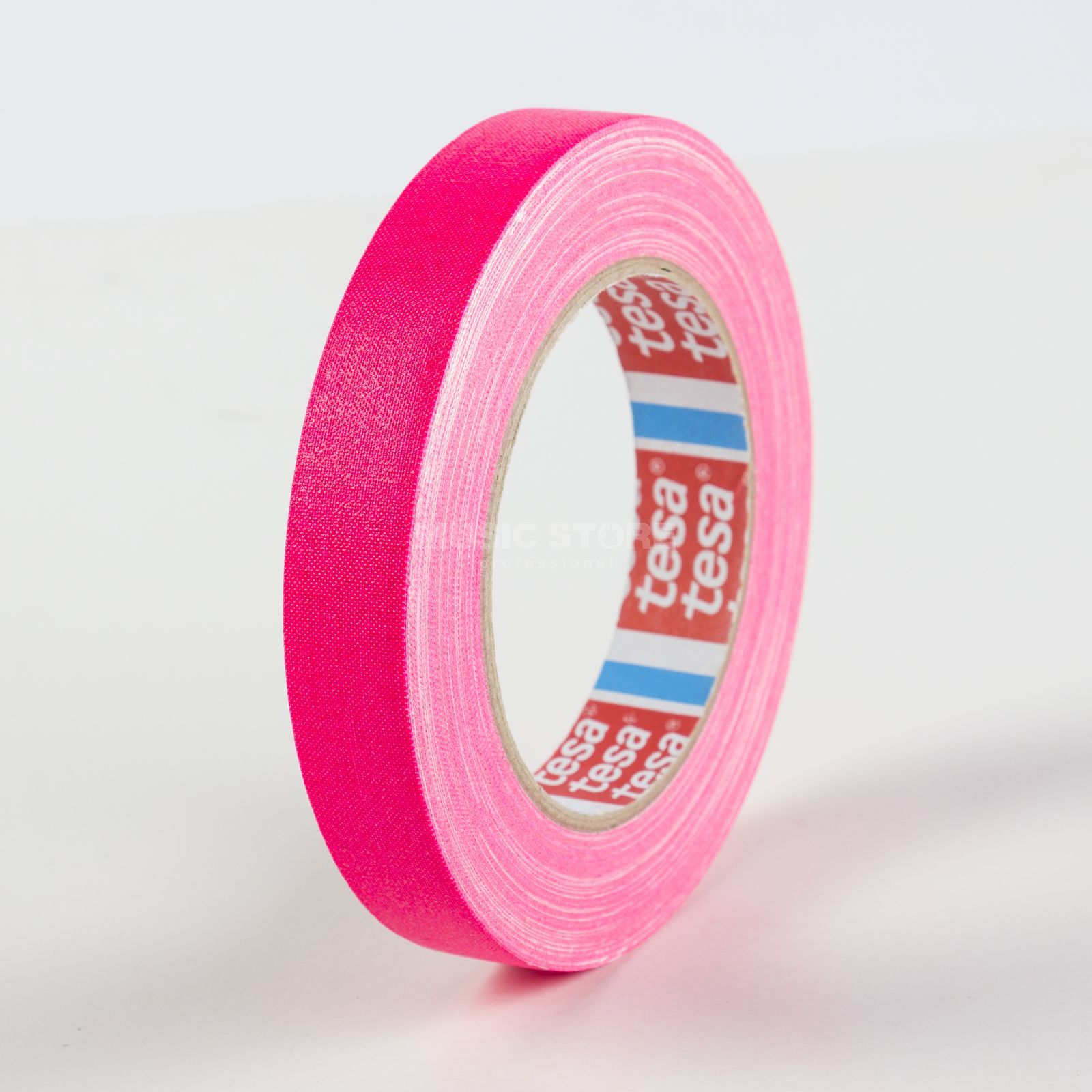 Tesa Highlight Gaffa Tape 4671 neonpink, 25m, 19 mm Produktbillede