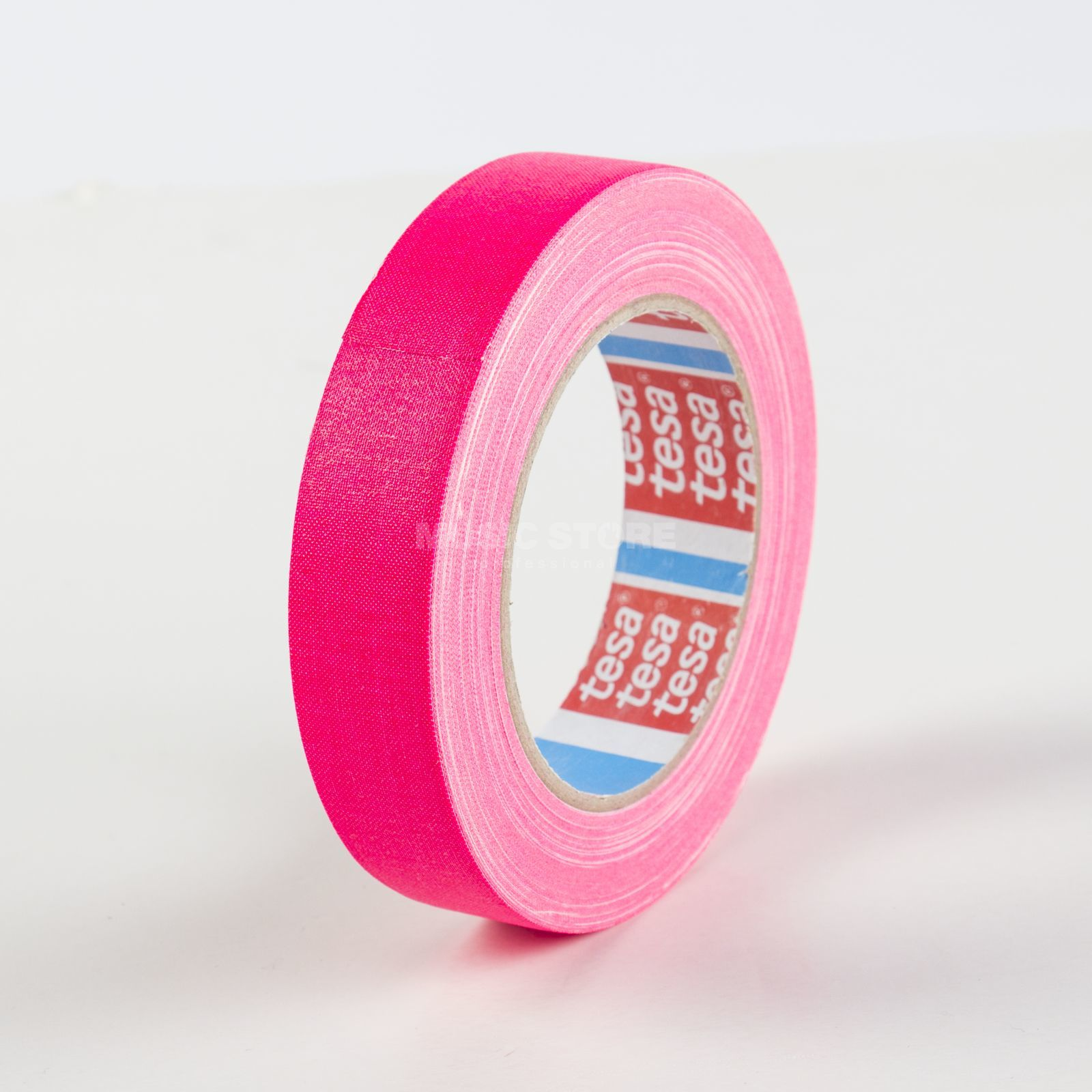 Tesa Highlight Gaffa Tape 4671 neonpink, 25m, 25mm Produktbild