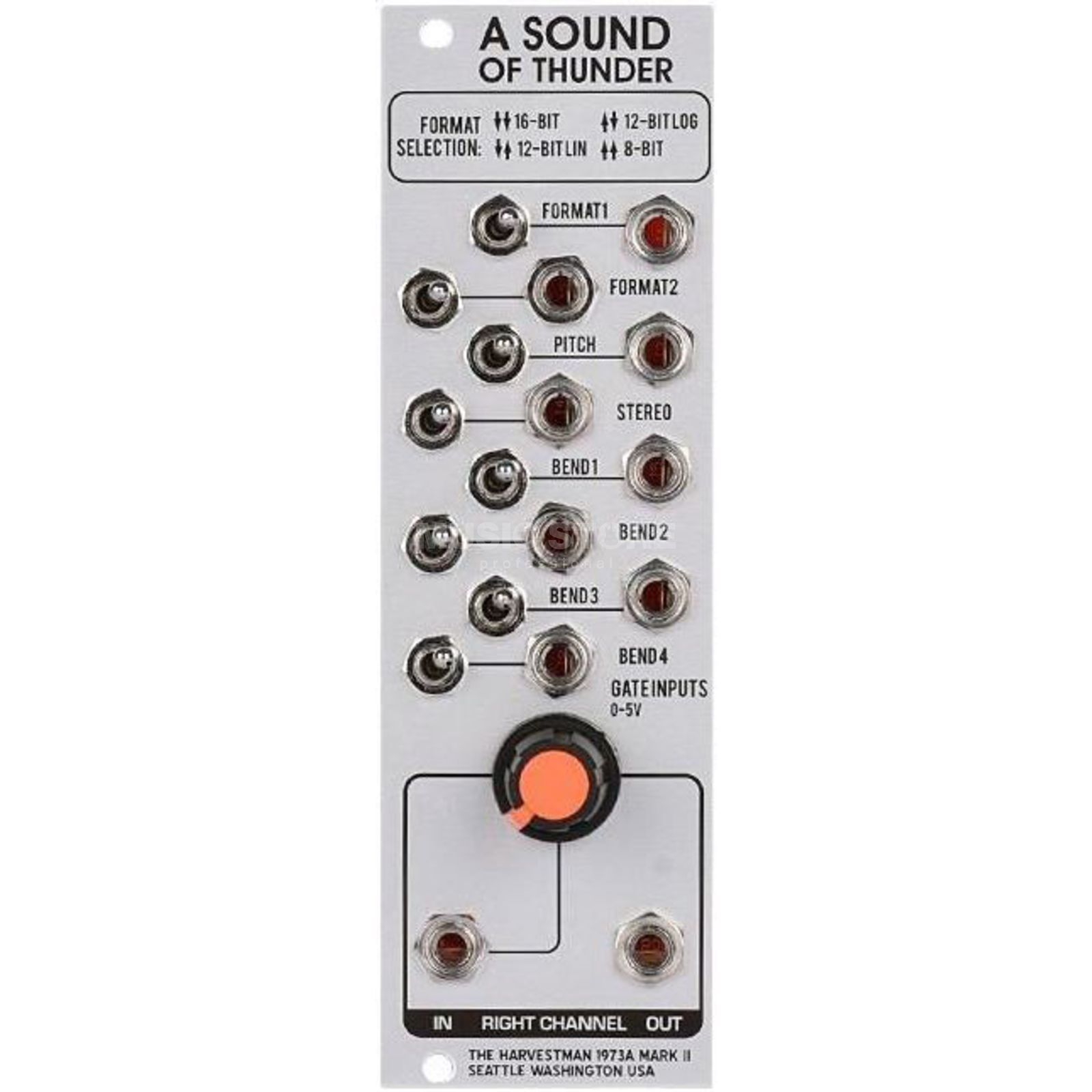 The Harvestman Sound of Thunder Tyme Seyfari Breakout Image du produit